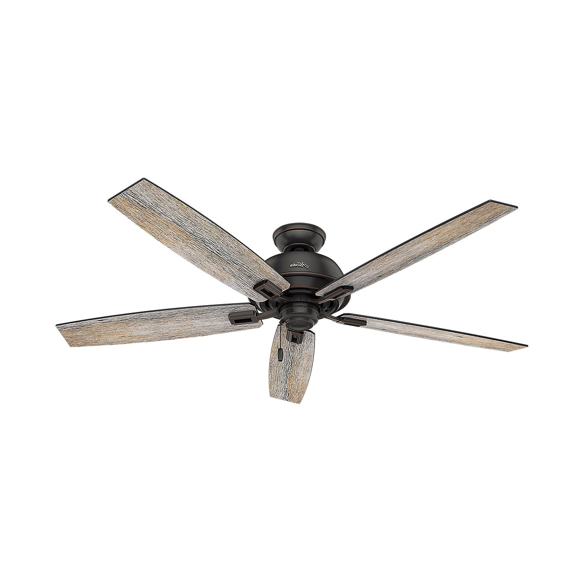 Donegan 5 Blade Led Ceiling Fans With Regard To Famous Hunter Donegan 60 Bowl (View 15 of 20)