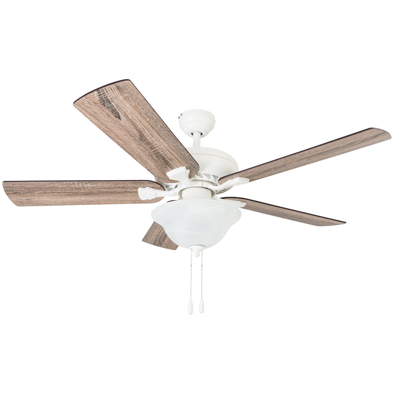 "Eliora 5 Blade Ceiling Fans Intended For Preferred 52"" Bednarek 5 Blade Led Ceiling Fan (Gallery 11 of 20)"