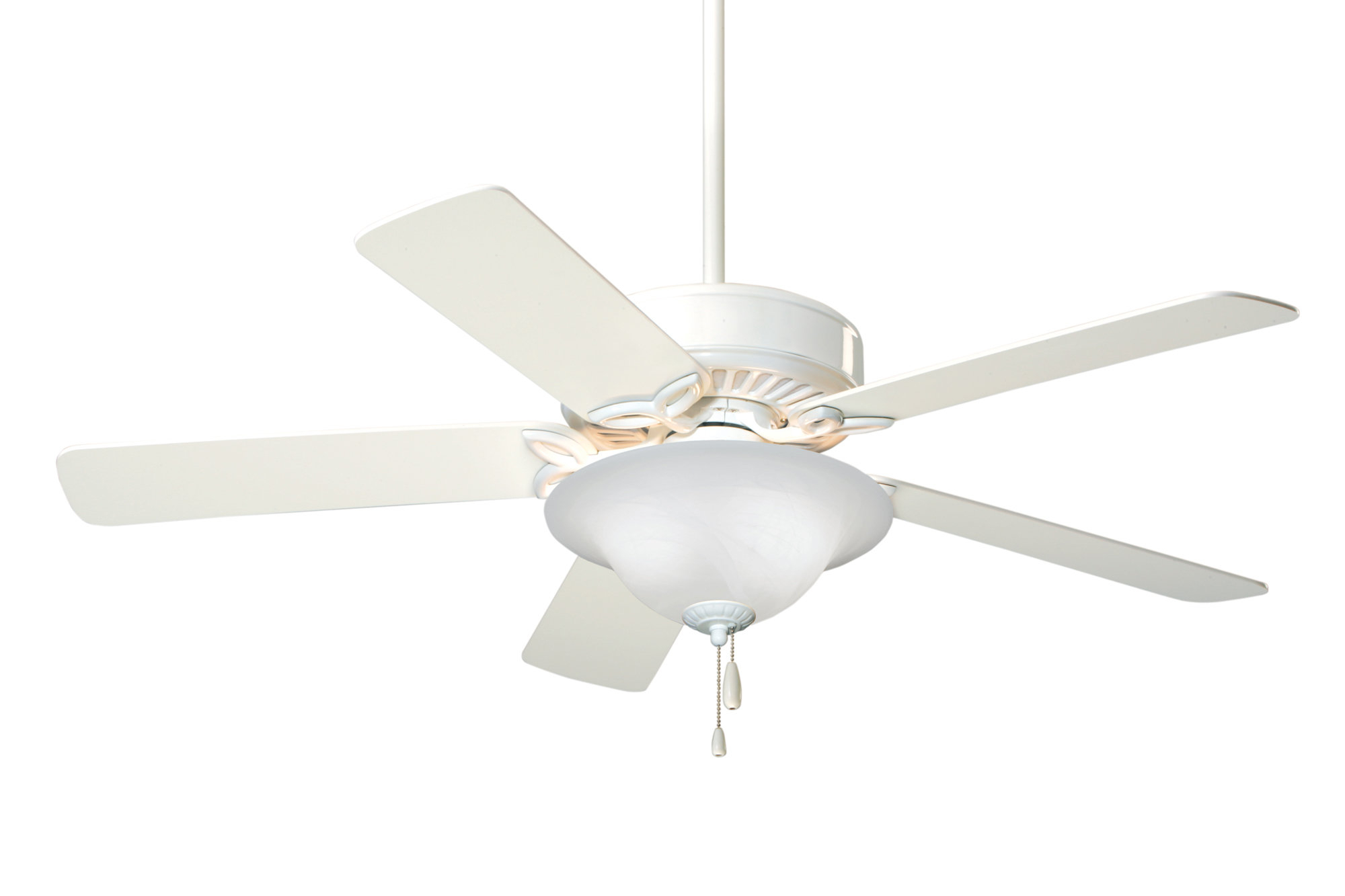 "Eliora 5 Blade Ceiling Fans Regarding Newest 50"" Eliora 5 Blade Ceiling Fan, Light Kit Included (View 4 of 20)"