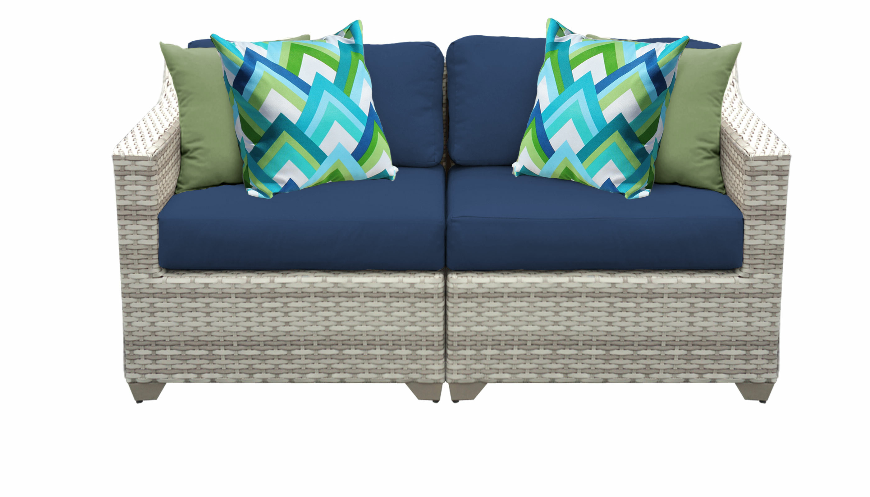 Falmouth Loveseat With Cushions Within 2019 Falmouth Loveseats With Cushions (View 3 of 20)