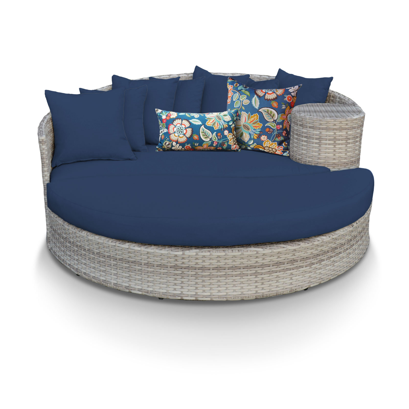 Falmouth Patio Daybeds With Cushions In Well Known Falmouth Patio Daybed With Cushions (View 2 of 20)