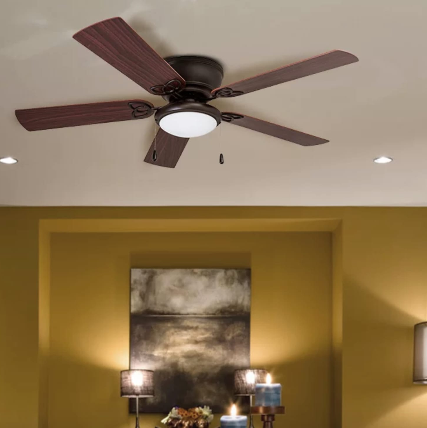 Famous 11 Modern And Attractive Ceiling Fans – For Outdoors Within Mattias 5 Blade Ceiling Fans (View 10 of 20)