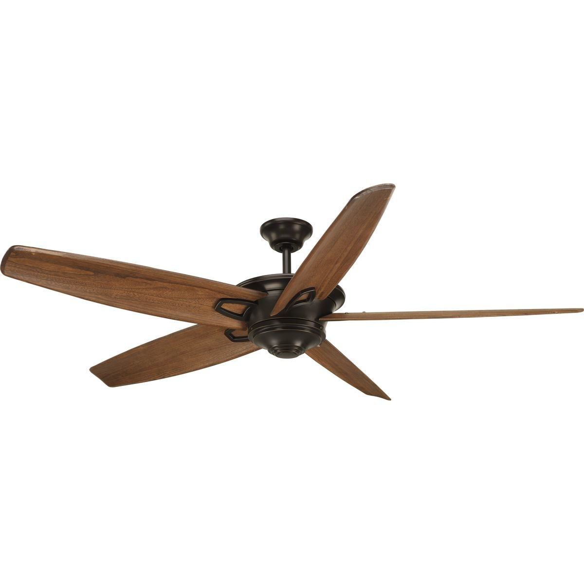 "Famous 68"" Gehl 5 Blade Ceiling Fan With Remote Intended For Crestfield 5 Blade Ceiling Fans (View 10 of 20)"