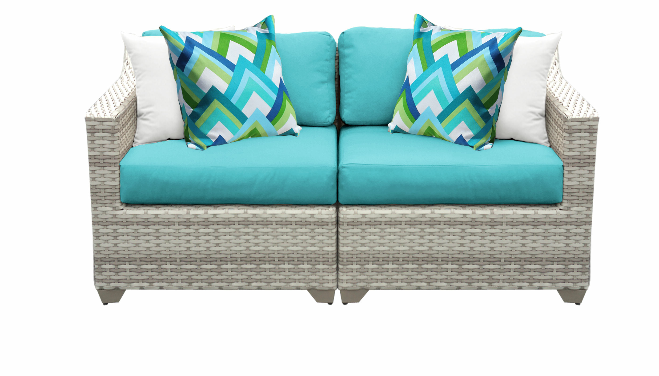 Famous Falmouth Loveseat With Cushions Within Bristol Loveseats With Cushions (View 7 of 20)