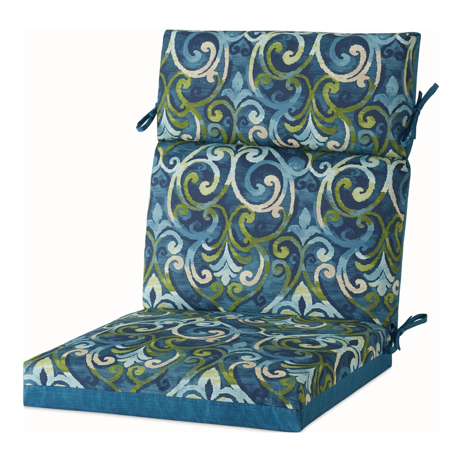 Famous Patio Furniture Cushions At Lowes Regarding Patio Sofas With Cushions (View 5 of 20)