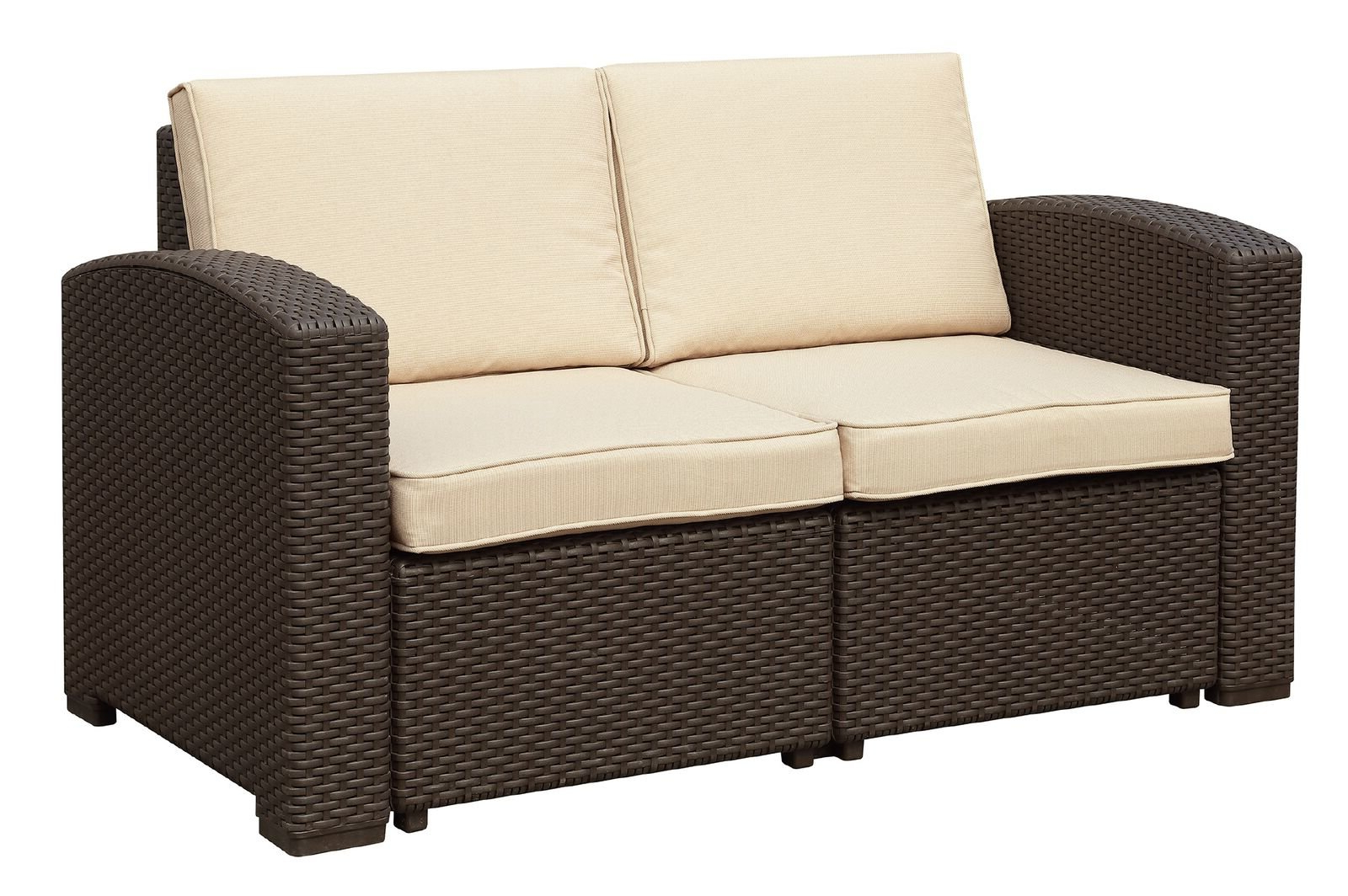 Famous Vardin Loveseats With Cushions With Regard To Ilka Loveseat With Cushions (View 11 of 20)