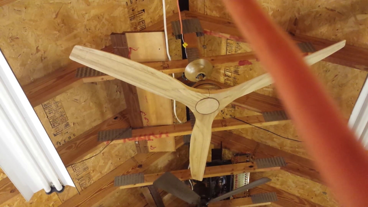 Fanimation Spitfire Ceiling Fan Model Ma6721 In Driftwood Finish Within Recent Spitfire 3 Blade Ceiling Fans (View 6 of 20)