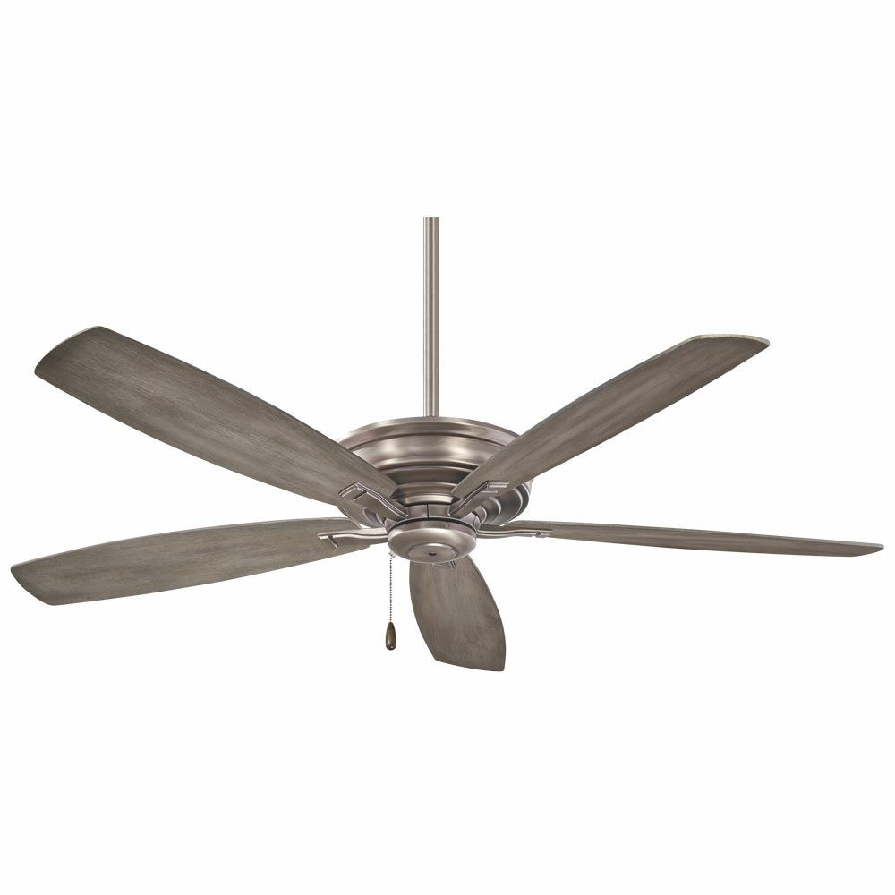 Fashionable 52 Kafe 5 Blade Ceiling Fan Within Classica 5 Blade Ceiling Fans (View 14 of 20)