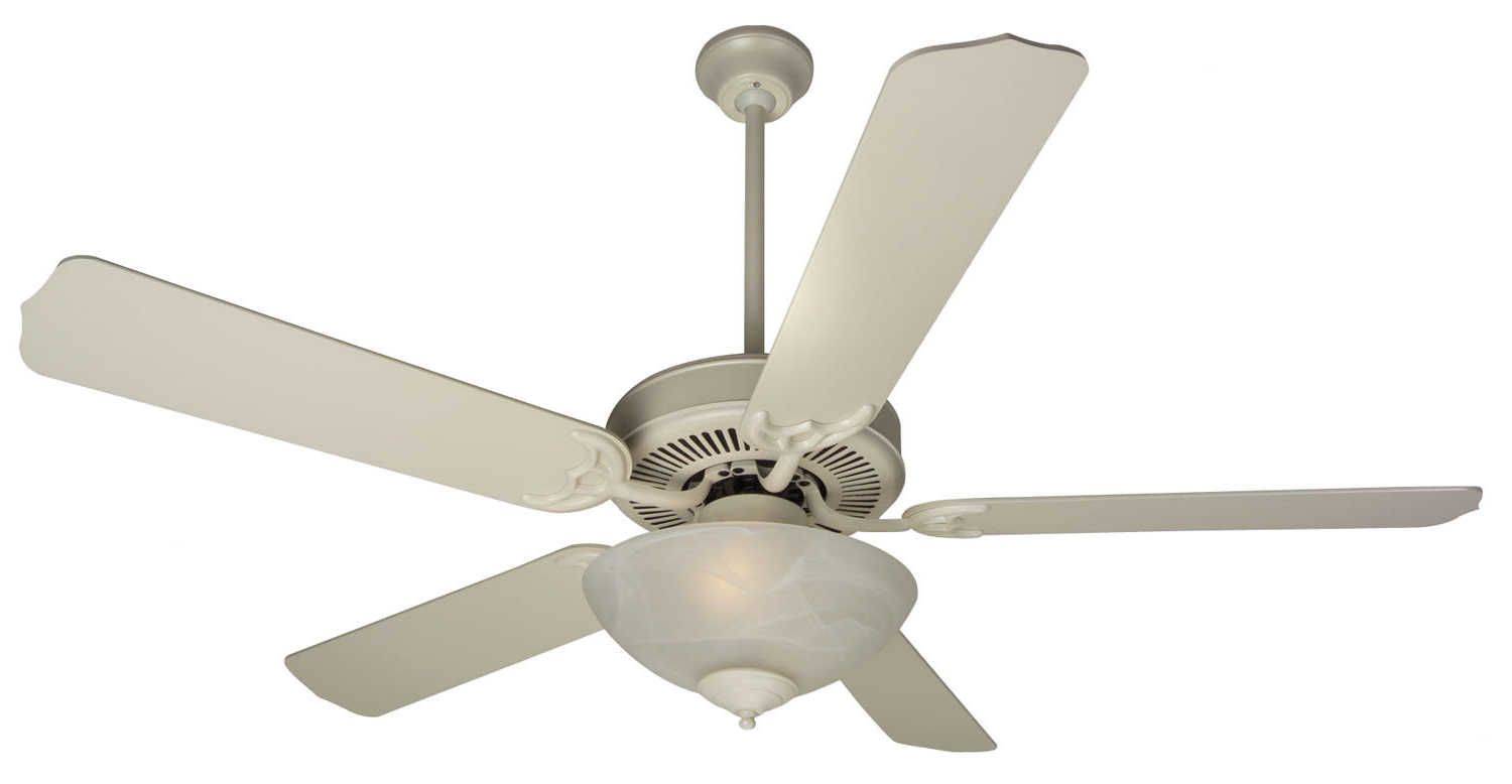 """Fashionable 52"""" Palatine 2 Light 5 Blade Ceiling Fan Within Crumbley 5 Blade Ceiling Fans (View 14 of 20)"""