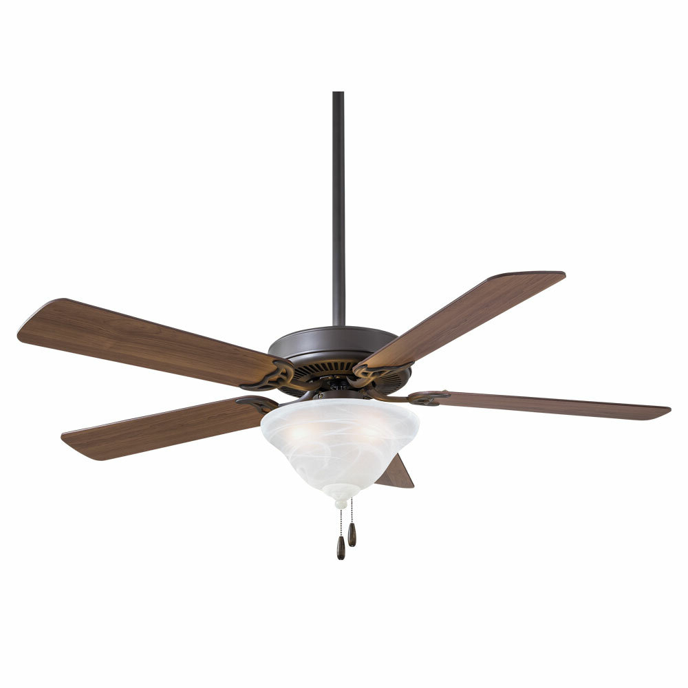 "Fashionable Creslow 5 Blade Ceiling Fans With 52"" Contractor 5 Blade Ceiling Fan (View 17 of 20)"