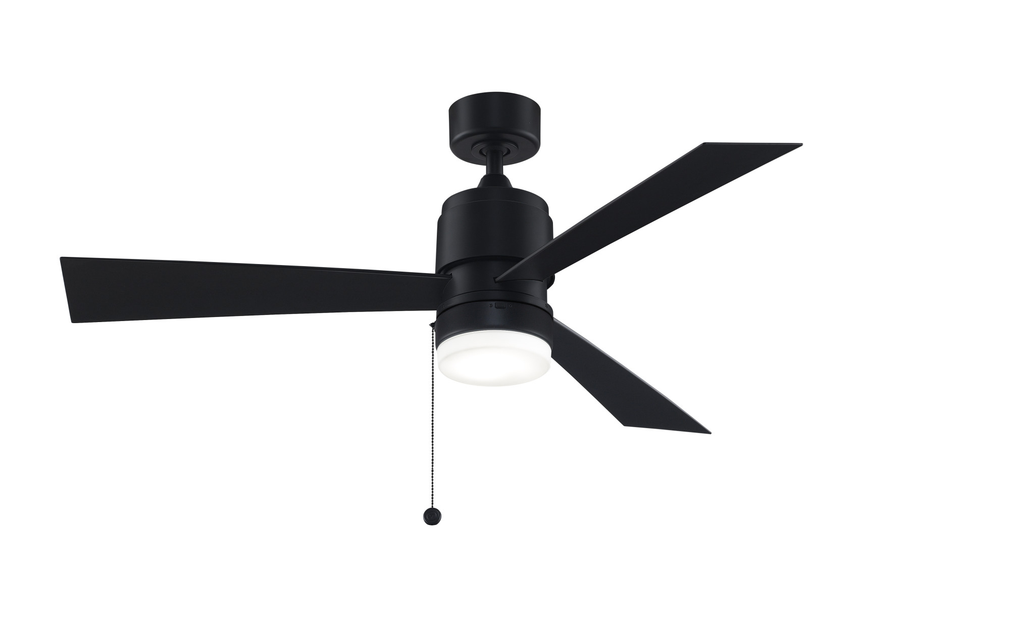 "Fashionable Fanimation Zonix Wet 52 Zonix 52"" 3 Blade Indoor / Outdoor Inside Zonix 3 Blade Ceiling Fans (View 10 of 20)"