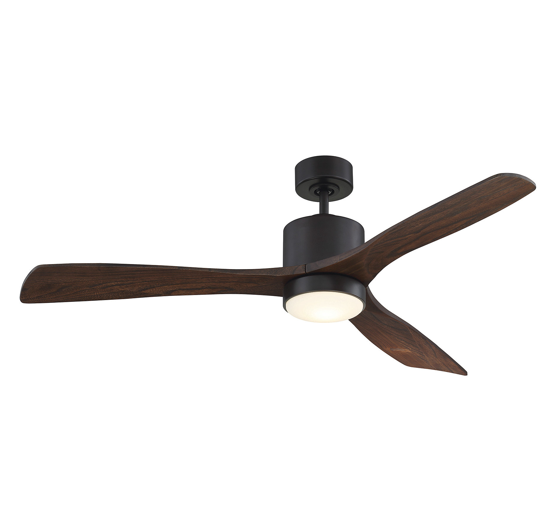 "Fashionable Paige 3 Blade Led Ceiling Fans Pertaining To 52"" Chadha 3 Blade Ceiling Fan, Light Kit Included (View 6 of 20)"