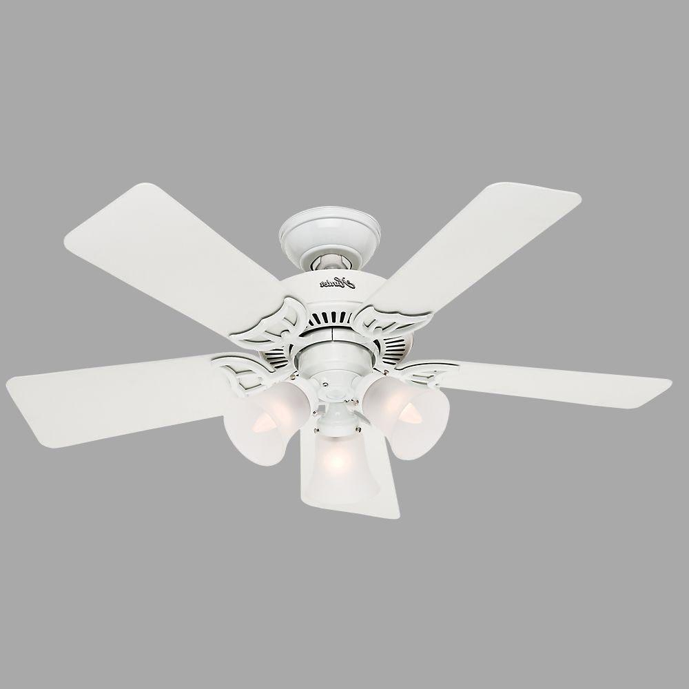 Fashionable Southern Breeze 5 Blade Ceiling Fans With Hunter Southern Breeze 42 In (View 4 of 20)