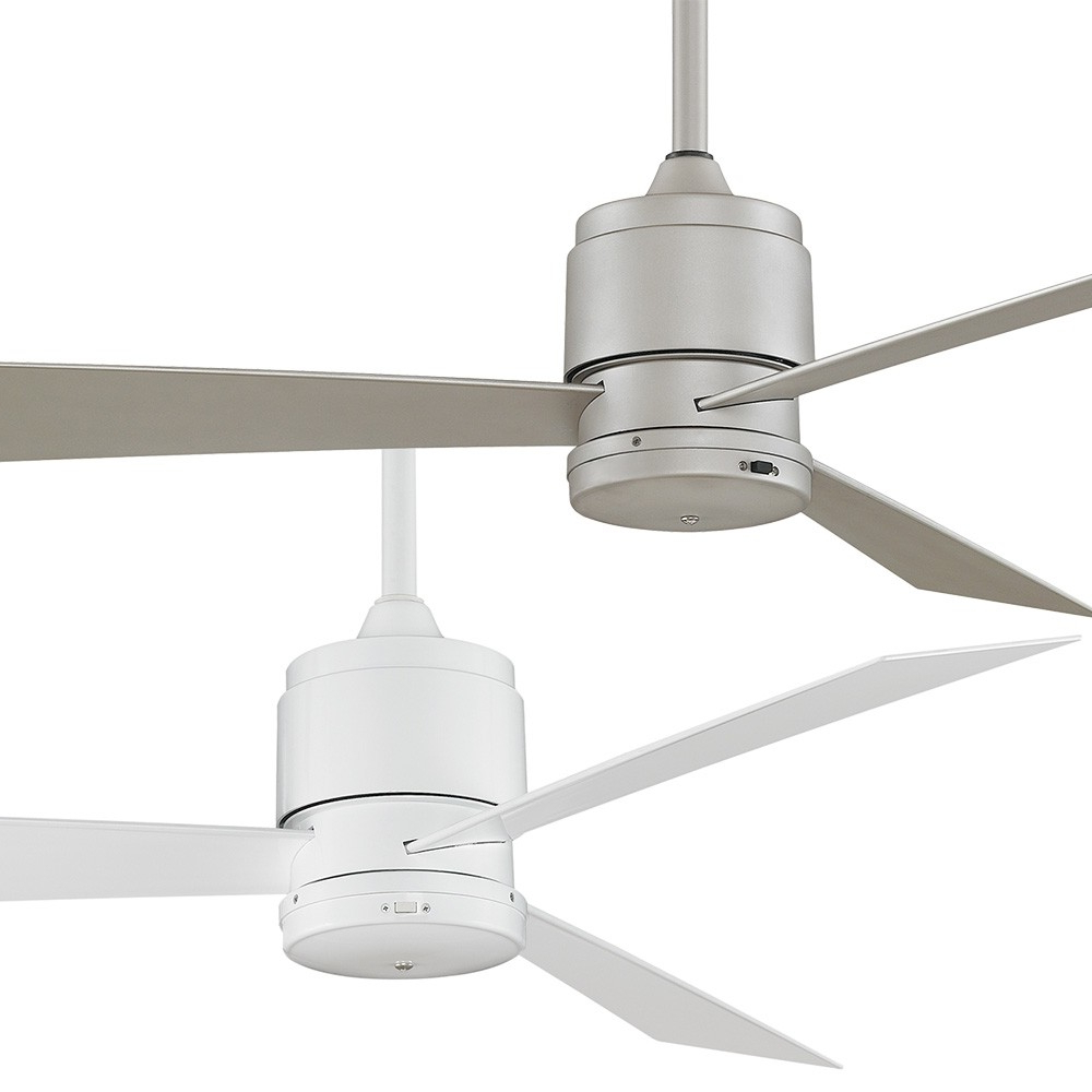 Fashionable Zonix 3 Blade Ceiling Fans Throughout Threesixty Zonix 1320mm Polymer 3 Blade Ceiling Fan Range (View 9 of 20)