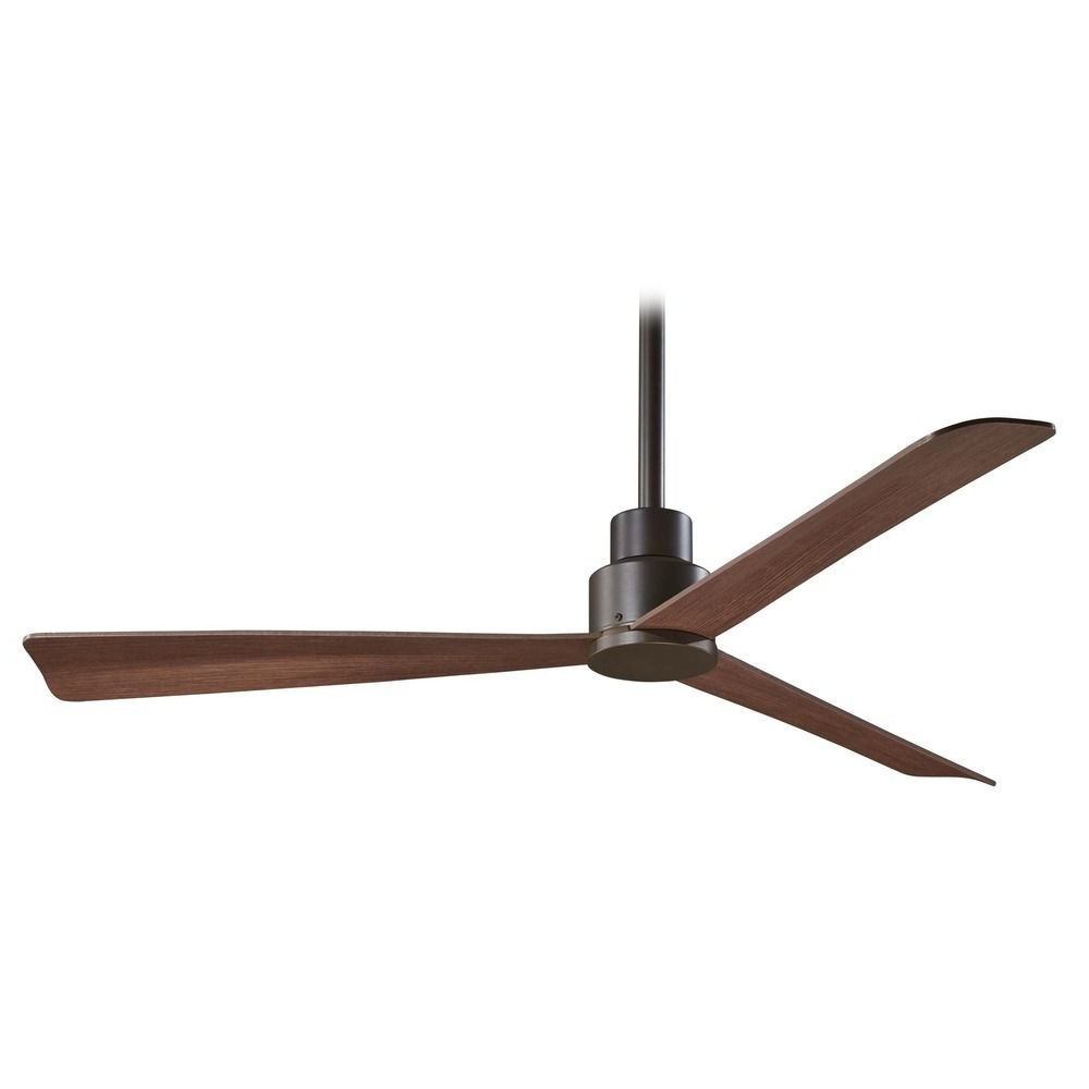 Favorite 60 Aviation 3 Blade Ceiling Fans With Regard To 52 Inch Ceiling Fan 3 Blades Oil Rubbed Bronze (View 13 of 20)