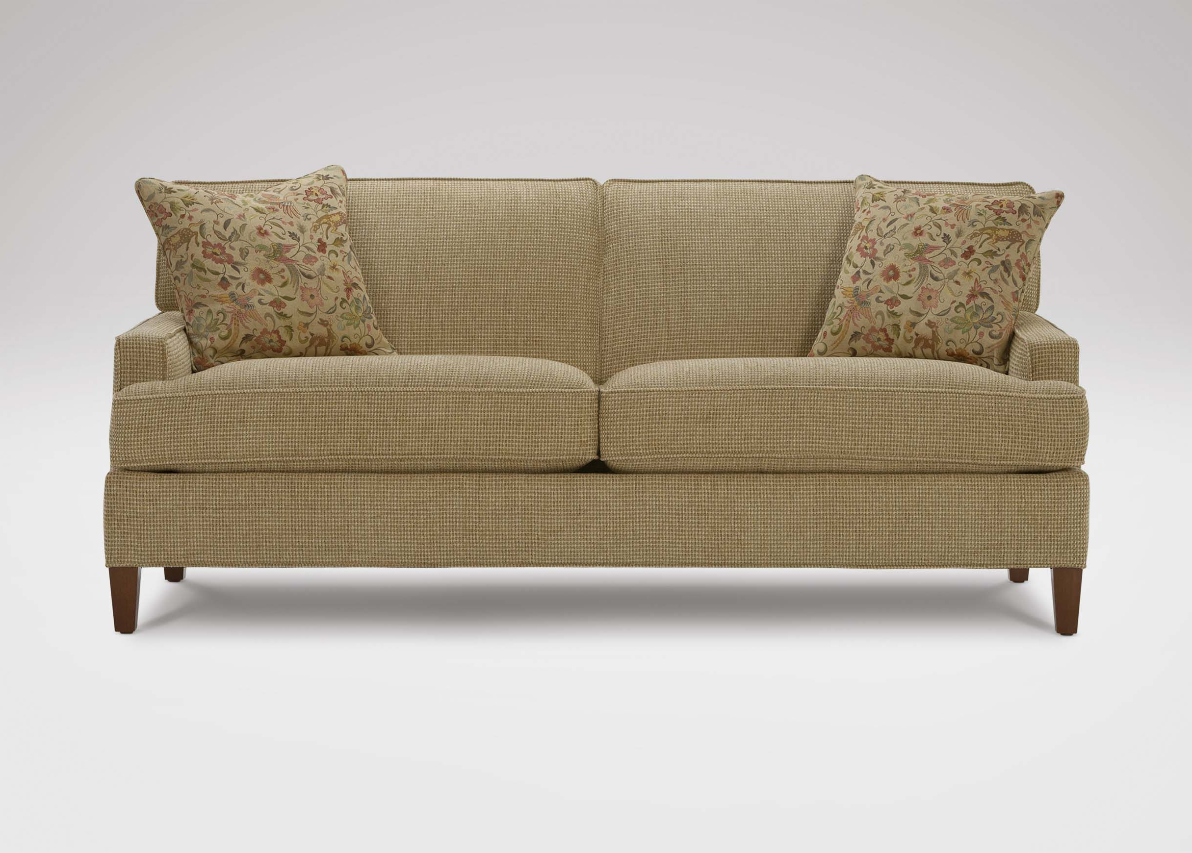 Favorite Bryant Loveseats With Cushion Within Bryant Sofa, Ethan Allen (View 12 of 20)