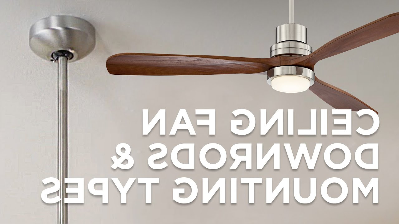 "Favorite Caged Crystal 5 Blade Ceiling Fans Inside 60"" The Strand Brush Nickel Led Ceiling Fan – #57T (View 11 of 20)"