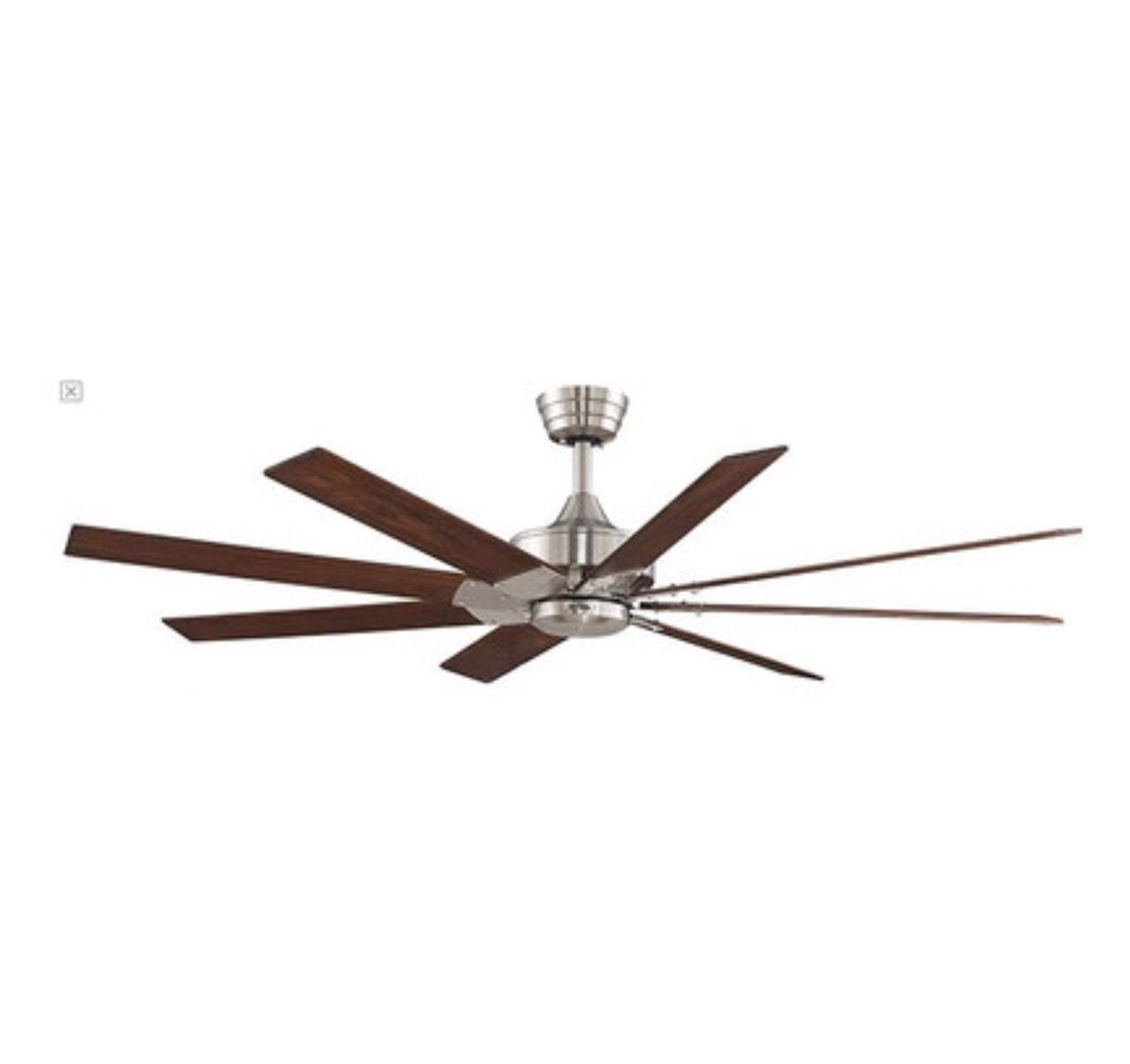 """Favorite Clybourn 5 Blade Ceiling Fans Inside 63"""" Large Ceiling Fan For High Ceilings (View 11 of 20)"""
