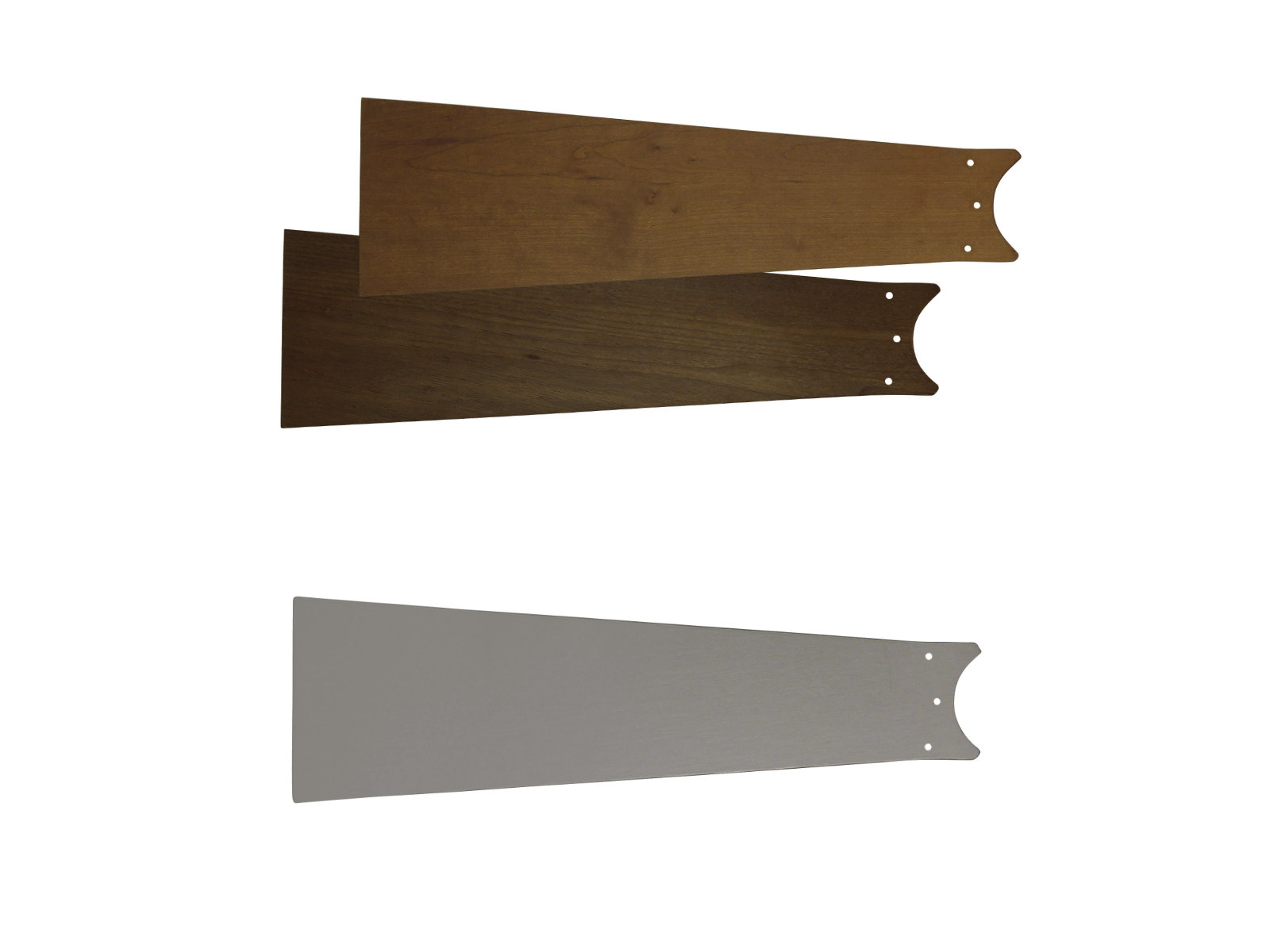 "Favorite Fanimation Blade Set The Zonix 112cm / 44"" In Different Colours Throughout Zonix 3 Blade Ceiling Fans (View 11 of 20)"