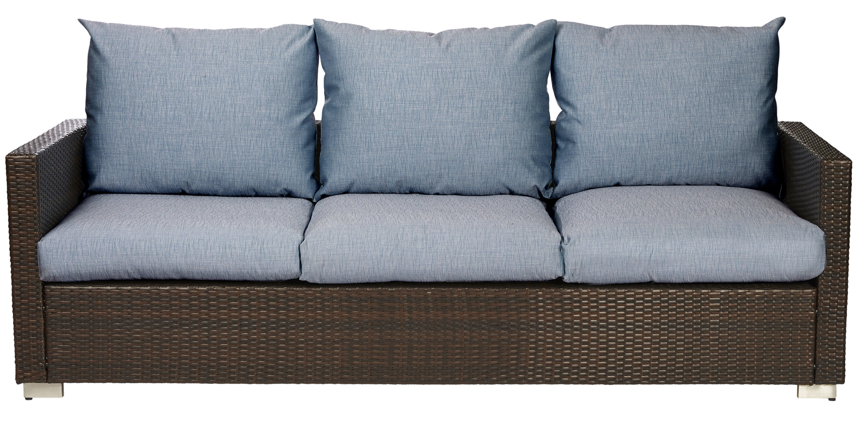 Favorite Mcmanis Patio Sofas With Cushion Pertaining To Mcmanis Patio Sofa With Cushion (View 5 of 20)
