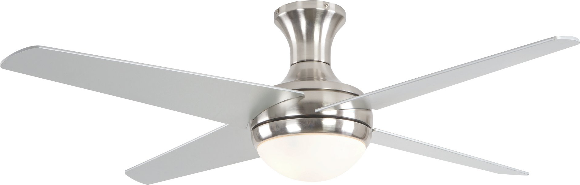 Four Blade Ceiling Fans Intended For Popular Cranbrook 4 Blade Ceiling Fans (View 10 of 20)