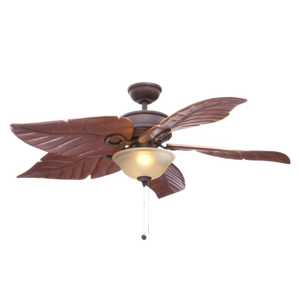 Hampton Bay Costa Mesa 56 In. Led Indoor/outdoor Within Favorite Mesa 5 Blade Ceiling Fans (Gallery 9 of 20)