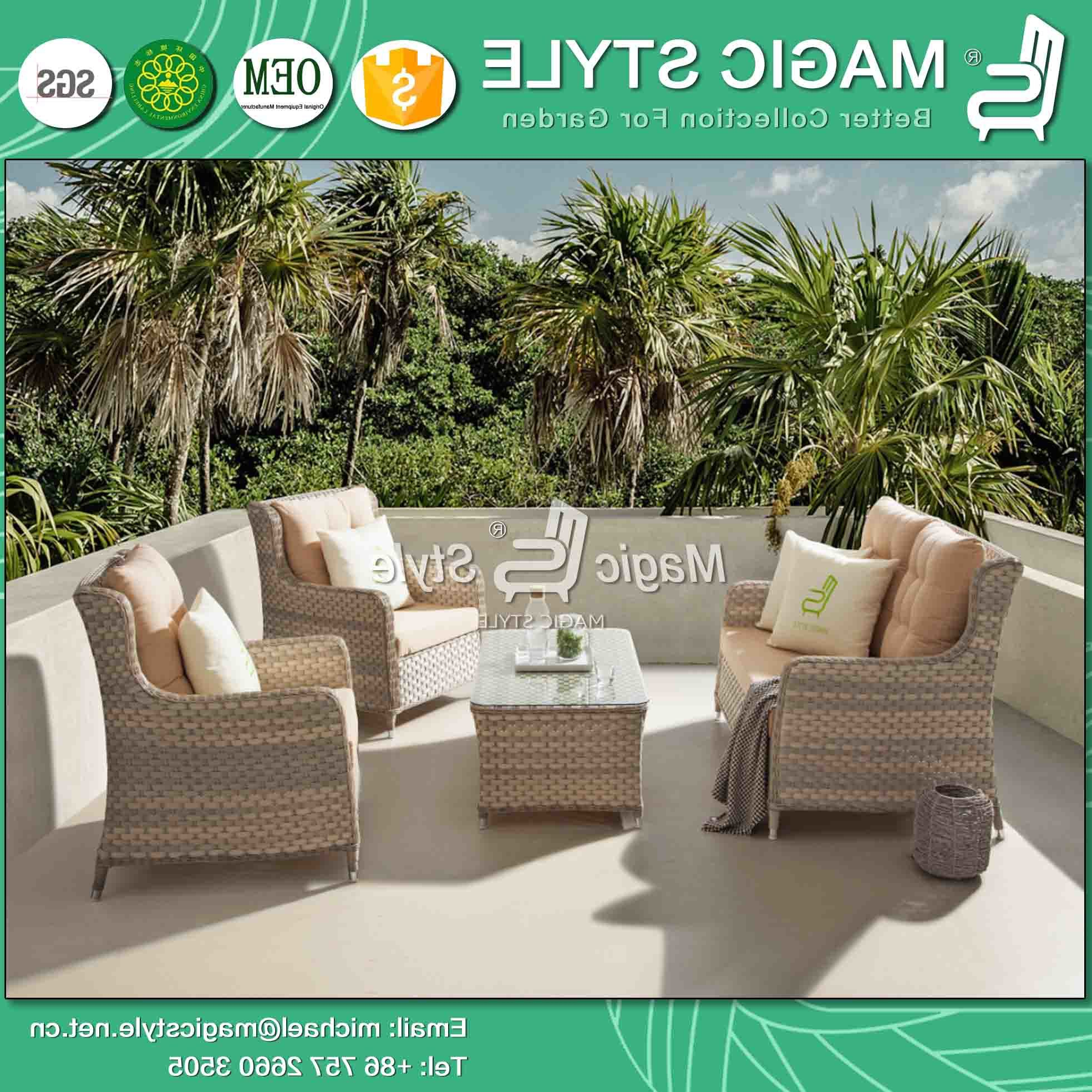 [%[hot Item] Patio Sofa With Cushion Wicker Combination Sofa Set Outdoor Sofa Set Rattan 2 Seat Sofa Leisure Sofa For Hotel Patio Furniture Pertaining To Well Known Michal Patio Sofas With Cushions|michal Patio Sofas With Cushions With Regard To Best And Newest [hot Item] Patio Sofa With Cushion Wicker Combination Sofa Set Outdoor Sofa Set Rattan 2 Seat Sofa Leisure Sofa For Hotel Patio Furniture|newest Michal Patio Sofas With Cushions In [hot Item] Patio Sofa With Cushion Wicker Combination Sofa Set Outdoor Sofa Set Rattan 2 Seat Sofa Leisure Sofa For Hotel Patio Furniture|most Up To Date [hot Item] Patio Sofa With Cushion Wicker Combination Sofa Set Outdoor Sofa Set Rattan 2 Seat Sofa Leisure Sofa For Hotel Patio Furniture For Michal Patio Sofas With Cushions%] (View 6 of 20)