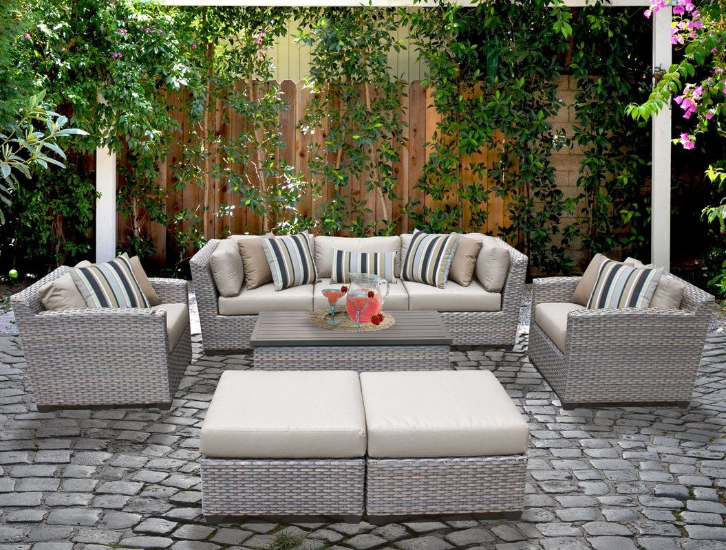 House Ideas For Meeks Patio Sofas With Cushions (View 10 of 20)