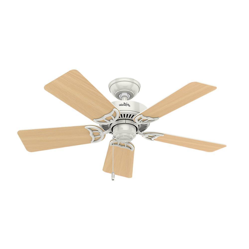 """Hunter 51011 42"""" 5 Blade Southern Breeze® Ceiling Fan In Well Known Southern Breeze 5 Blade Ceiling Fans (View 5 of 20)"""