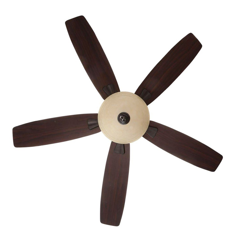 "Hunter® 53176 Banyan 52"" Fan With 5 Blades (Bronze/roasted With Regard To Newest Banyan 5 Blade Ceiling Fans (View 13 of 20)"