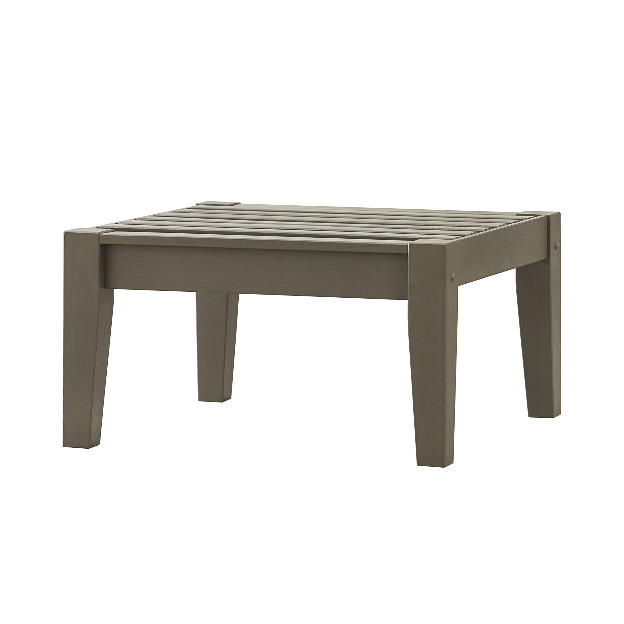 Hursey Outdoor Ottoman In Trendy Hursey Patio Sectionals (View 4 of 20)