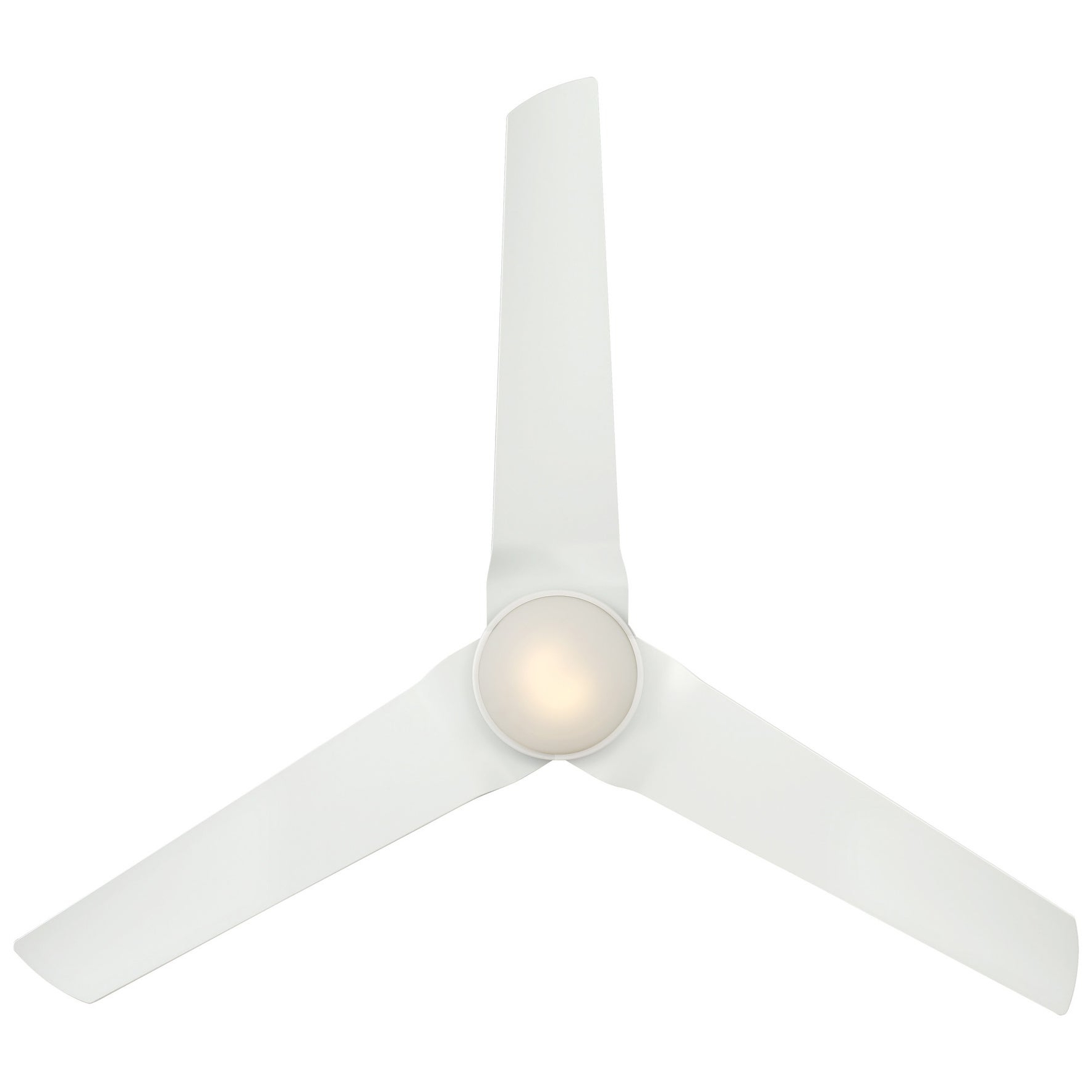 "Java 3 Blade Outdoor Ceiling Fans For Recent Minkaaire Java Led Java 54"" 3 Blade Indoor / Outdoor Led Ceiling Fan With  Remote Included (View 5 of 20)"