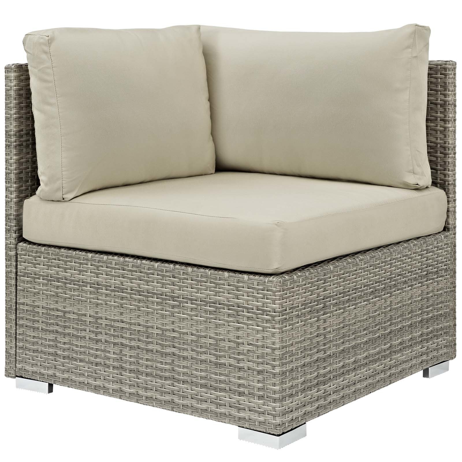 Joss & Main For Keever Patio Sofas With Sunbrella Cushions (View 8 of 20)