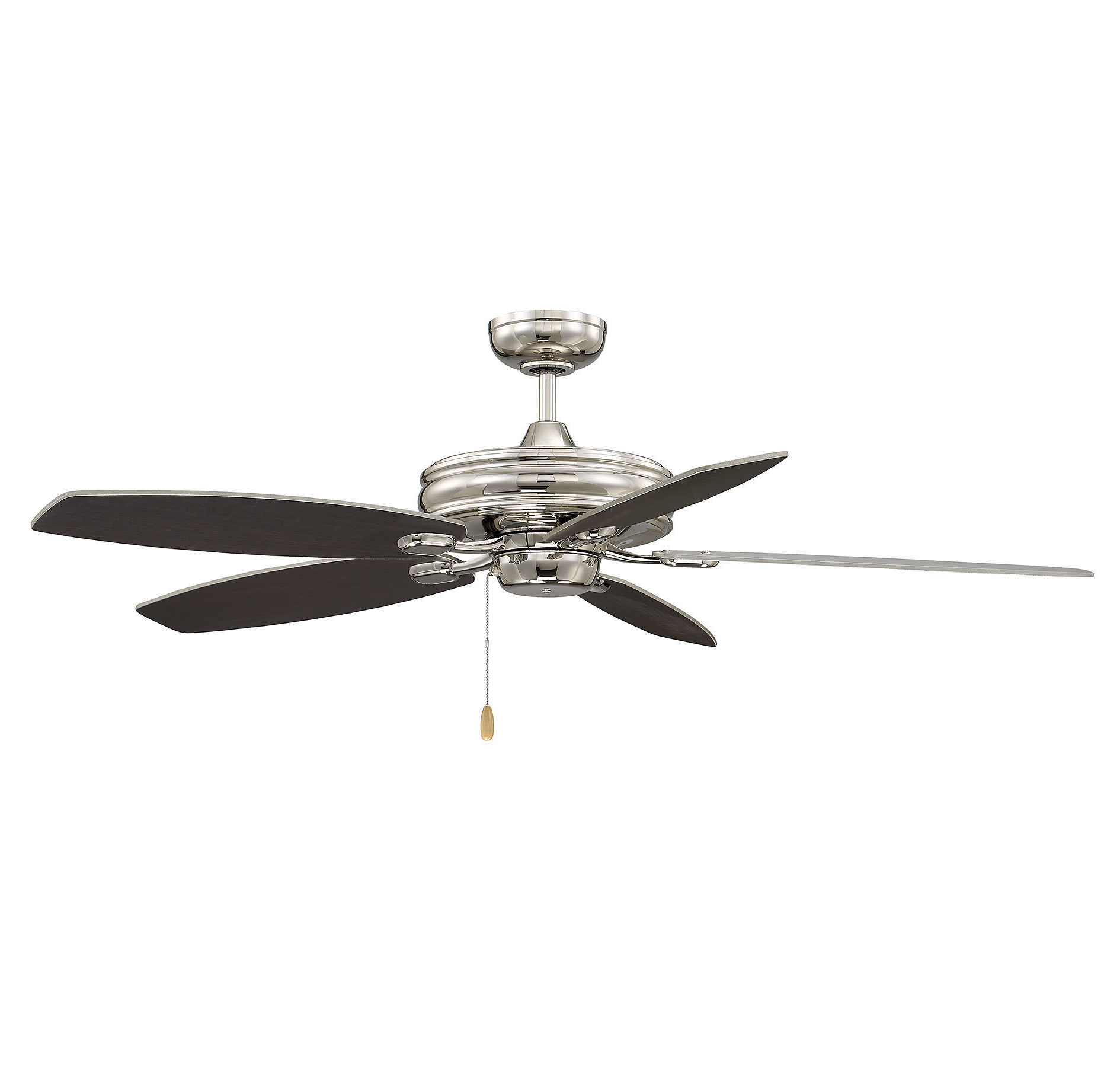 "Kalea 5 Blade Outdoor Ceiling Fans With Regard To Newest Genevie 52"" Kentwood 5 Blade Ceiling Fan (View 18 of 20)"