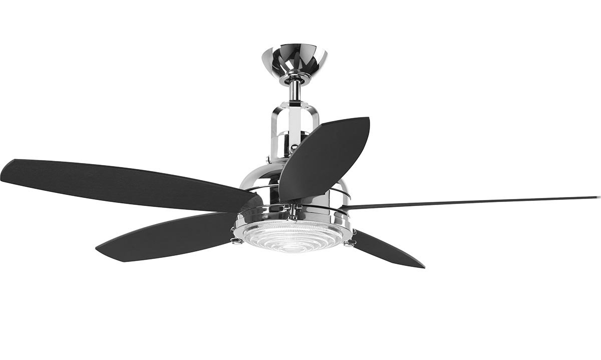 Kalista 5 Blade Ceiling Fans For Latest Gehlert 5 Blade Led Ceiling Fan With Remote (View 11 of 20)