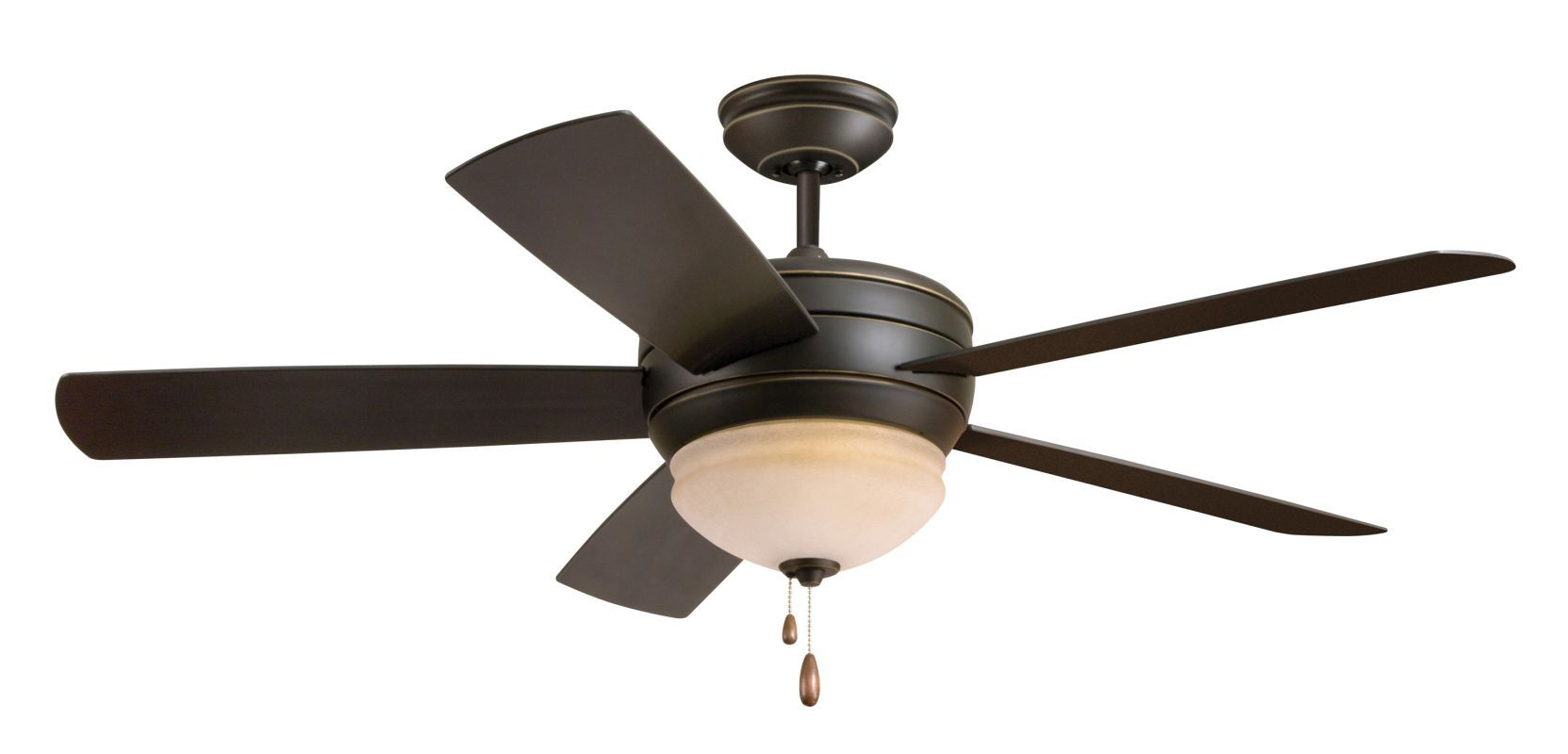 "Kalista 5 Blade Ceiling Fans Regarding Favorite Emerson Cf850 Summerhaven 52"" 5 Blade Indoor / Outdoor (View 20 of 20)"