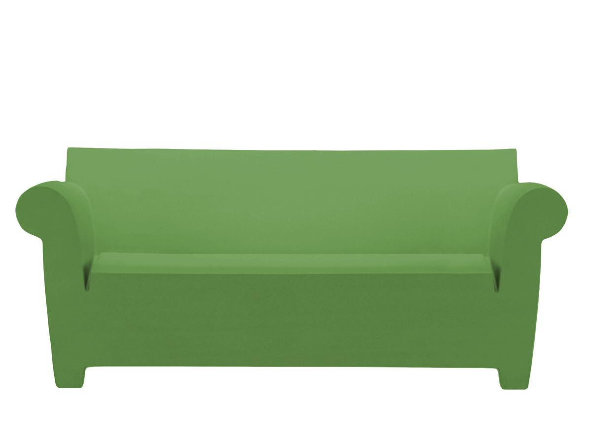 Kartell Bubble Club Sofa, Grün Von Philippe Starck, 2010 With Widely Used Bubble Club Sofas (View 8 of 20)