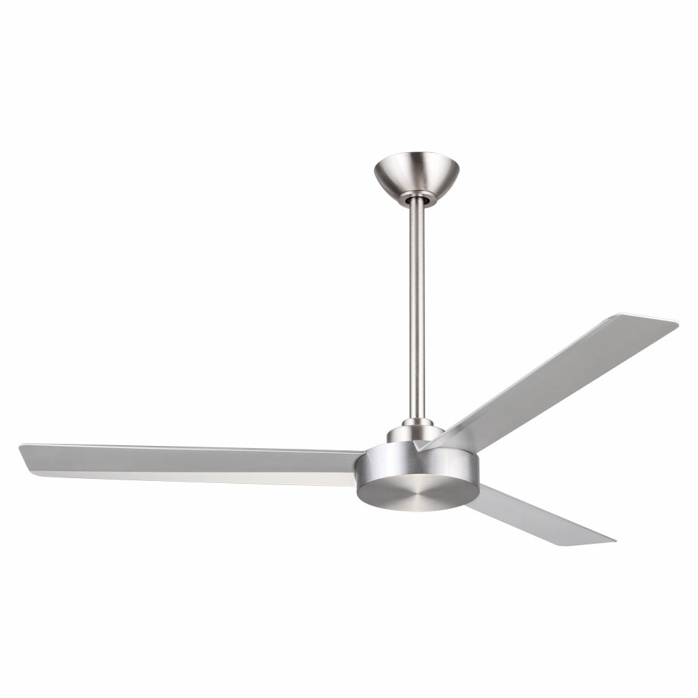 Latest Acero Retro 3 Blade Led Ceiling Fans Inside Minka Aire (View 16 of 20)