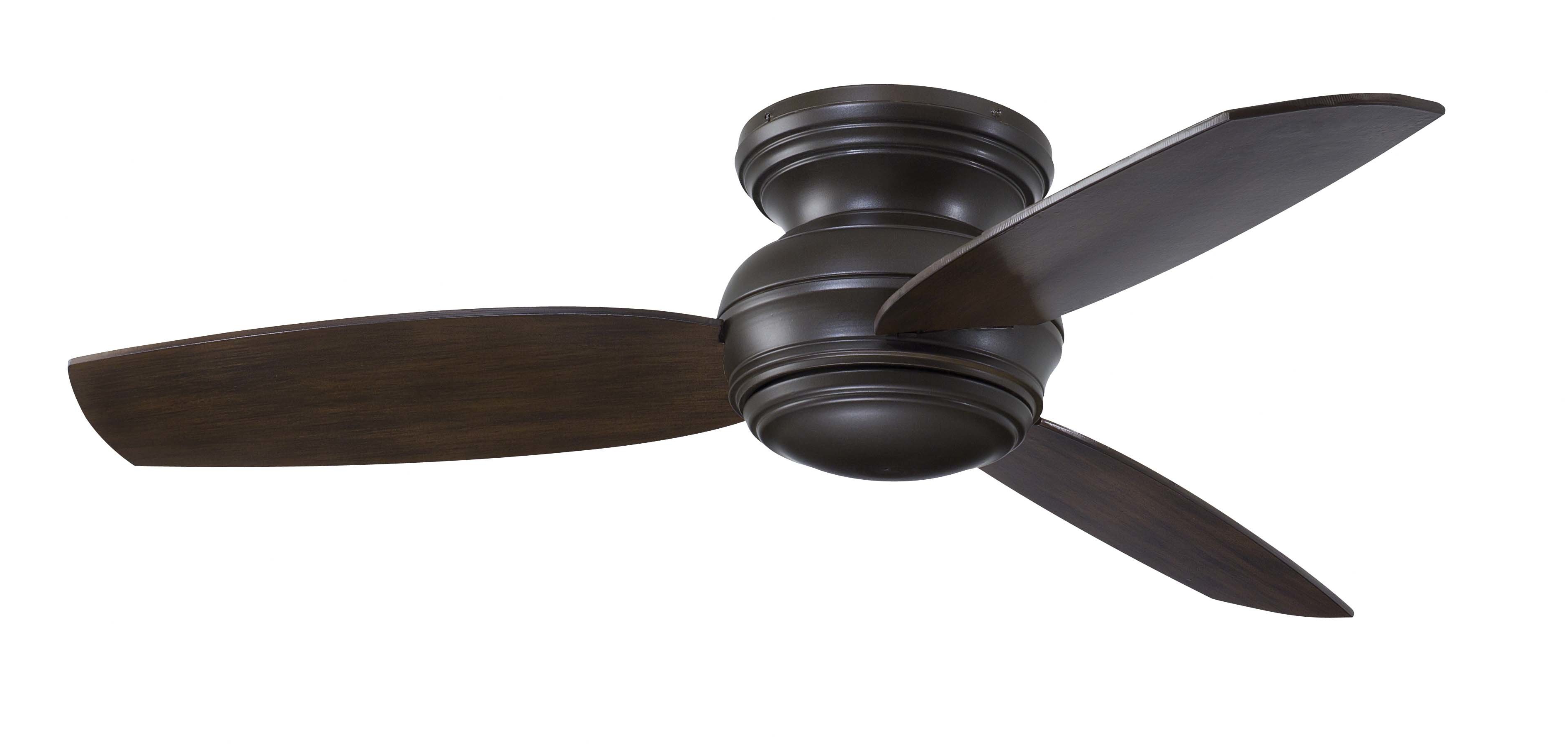 """Latest Concept Ii 3 Blade Led Ceiling Fans With Remote With Regard To 44"""" Concept Ii 3 Blade Outdoor Ceiling Fan, Light Kit Included (View 12 of 20)"""