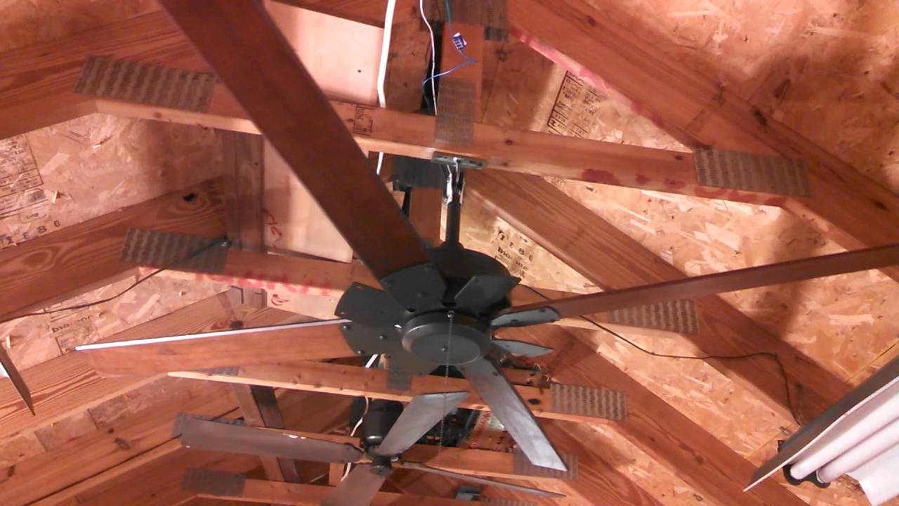 Levon 8 Blade Ceiling Fans Inside 2020 Fanimation Levon With 4 Blades (Ac Motor, Oil Rubbed Bronze) (Gallery 12 of 20)