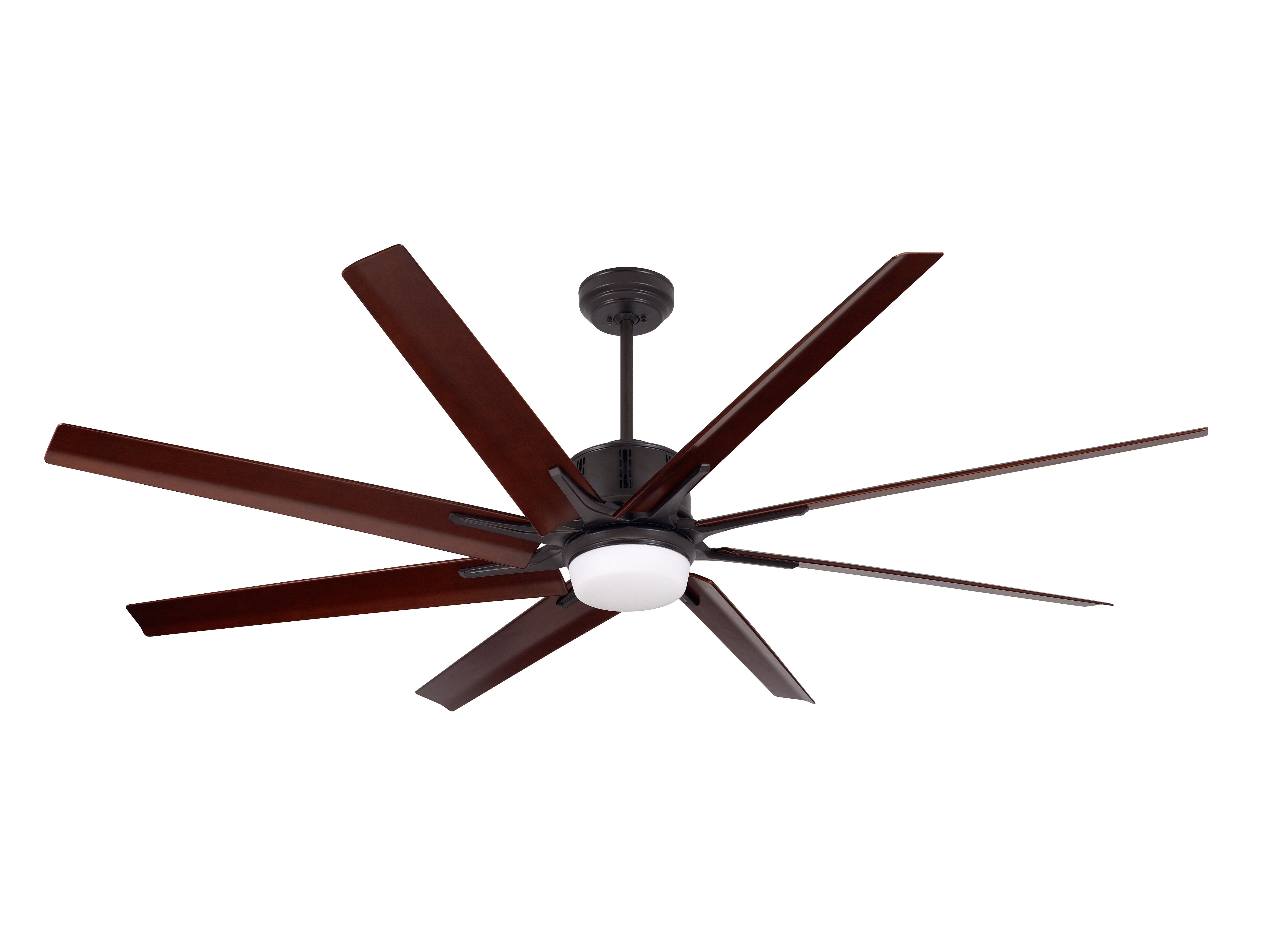 "Levon 8 Blade Ceiling Fans Regarding Well Known 72"" Shayna 8 Blade Led Ceiling Fan (View 18 of 20)"