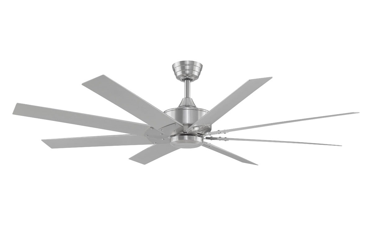 "Levon 8 Blade Ceiling Fans Within Famous Levon 72"" (View 19 of 20)"