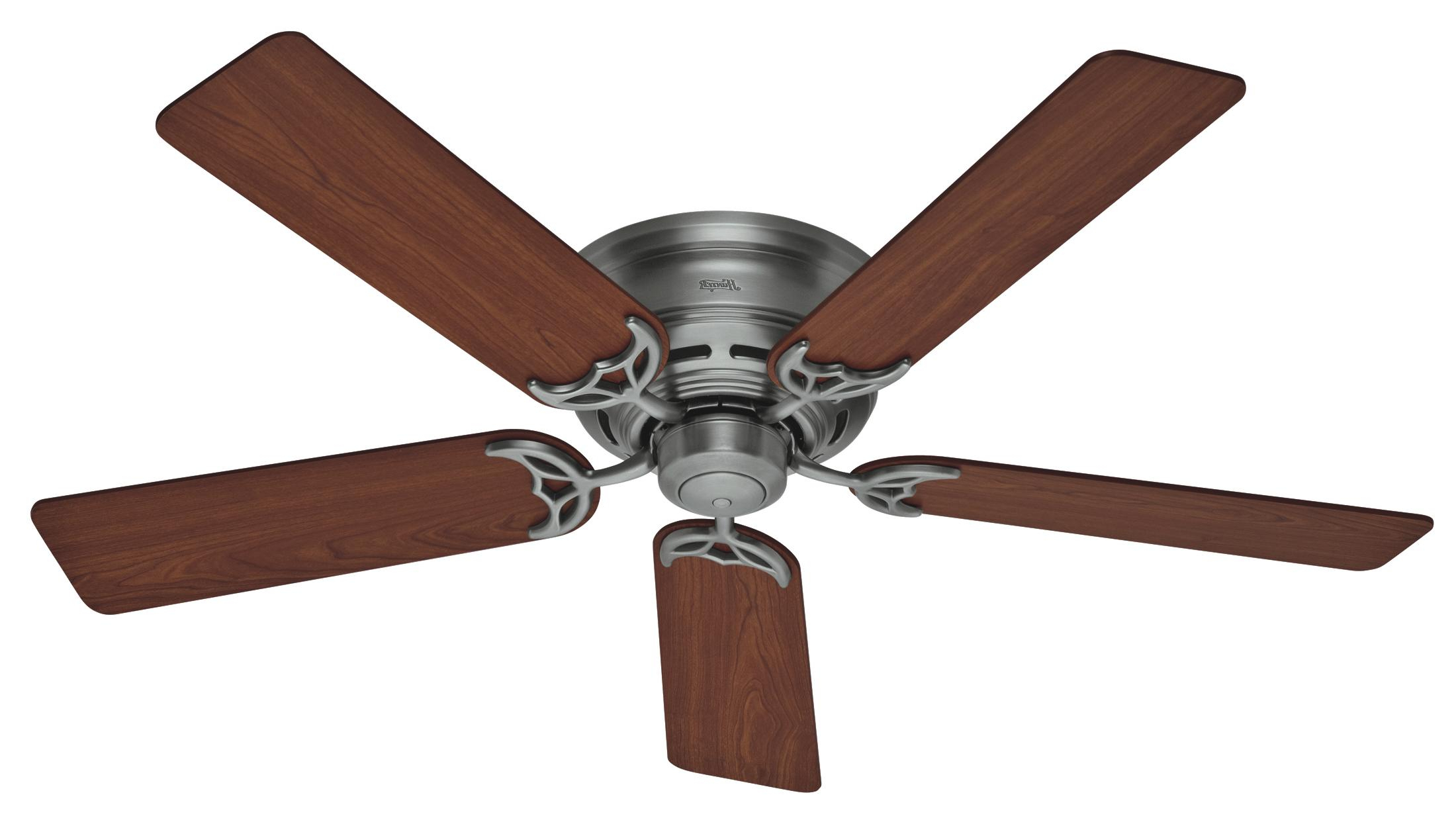Low Profile Iv 5 Blade Ceiling Fans For Well Known Awesome Hunter Low Profile Ceiling Fan #4 Hunter Low Profile (View 14 of 20)
