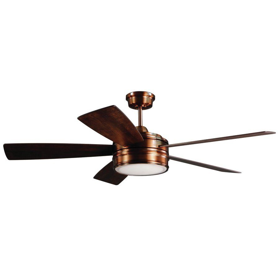 Meyer – Family In Njie Caged Crystal 5 Blade Ceiling Fans (View 18 of 20)