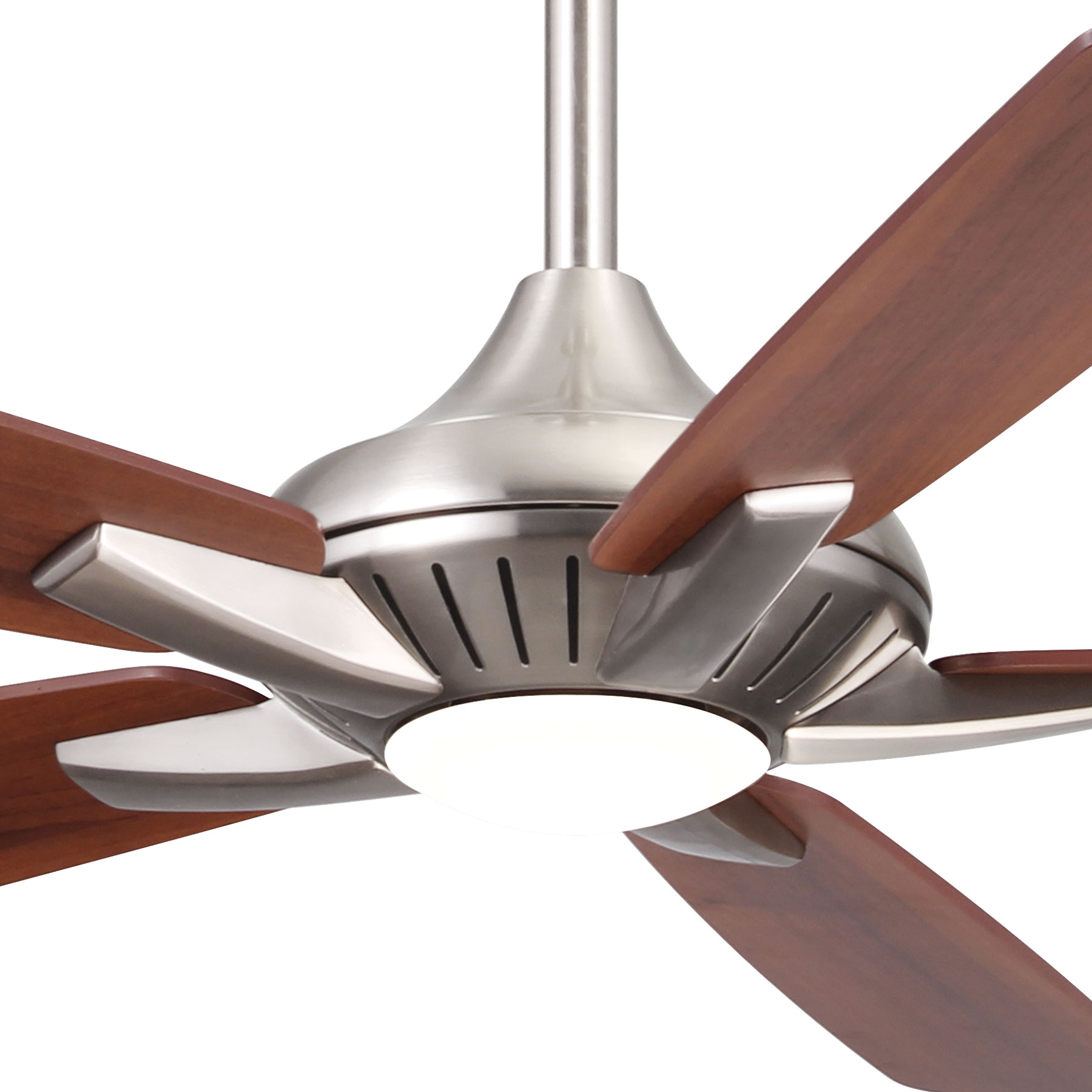 Minka Group® :: Brands :: Minka Aire® :: F1000 Bn With Well Liked Dyno 5 Blade Ceiling Fans (View 19 of 20)