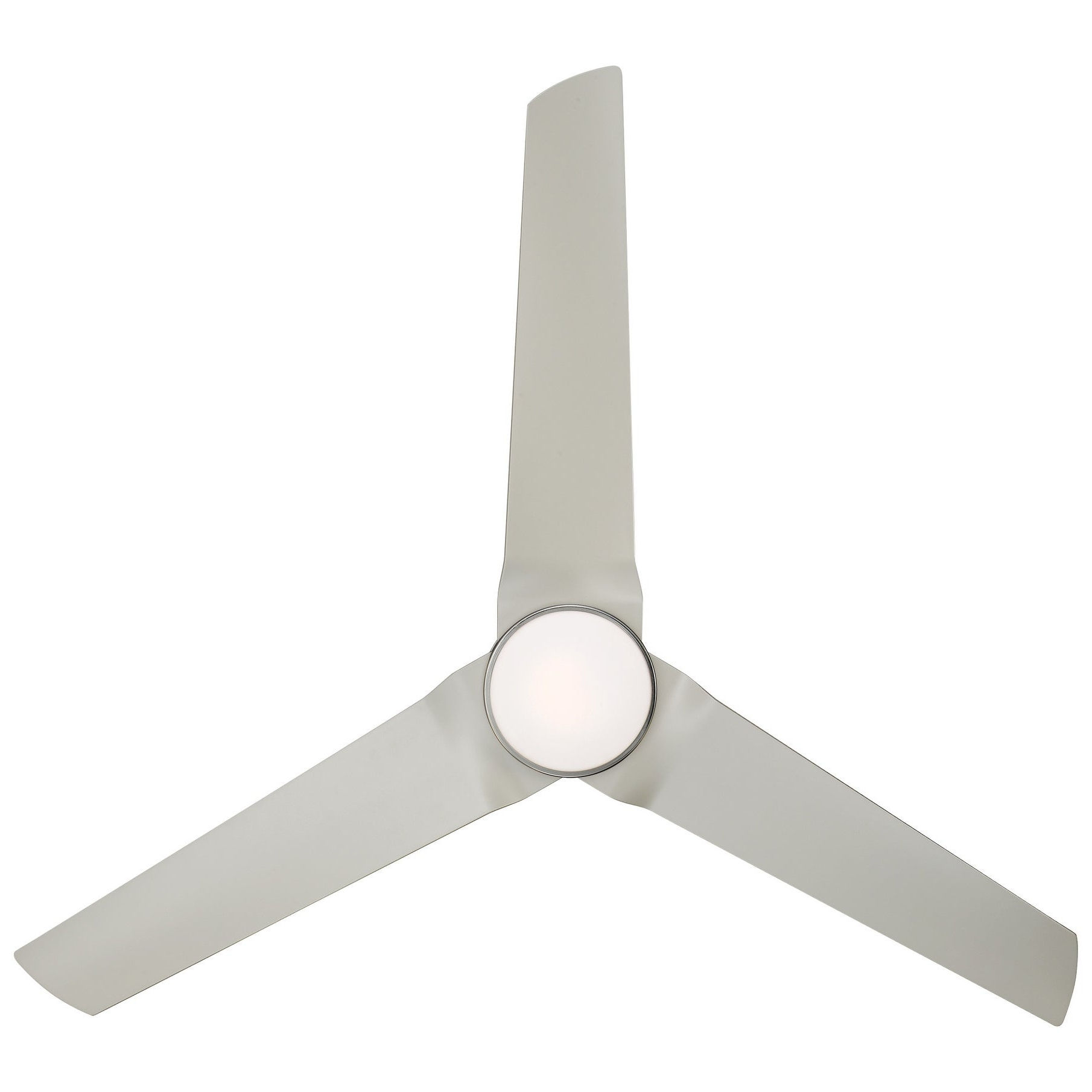 "Minkaaire Java Led Java 54"" 3 Blade Indoor / Outdoor Led Ceiling Fan With  Remote Included In Recent Java 3 Blade Outdoor Led Ceiling Fans (View 13 of 20)"