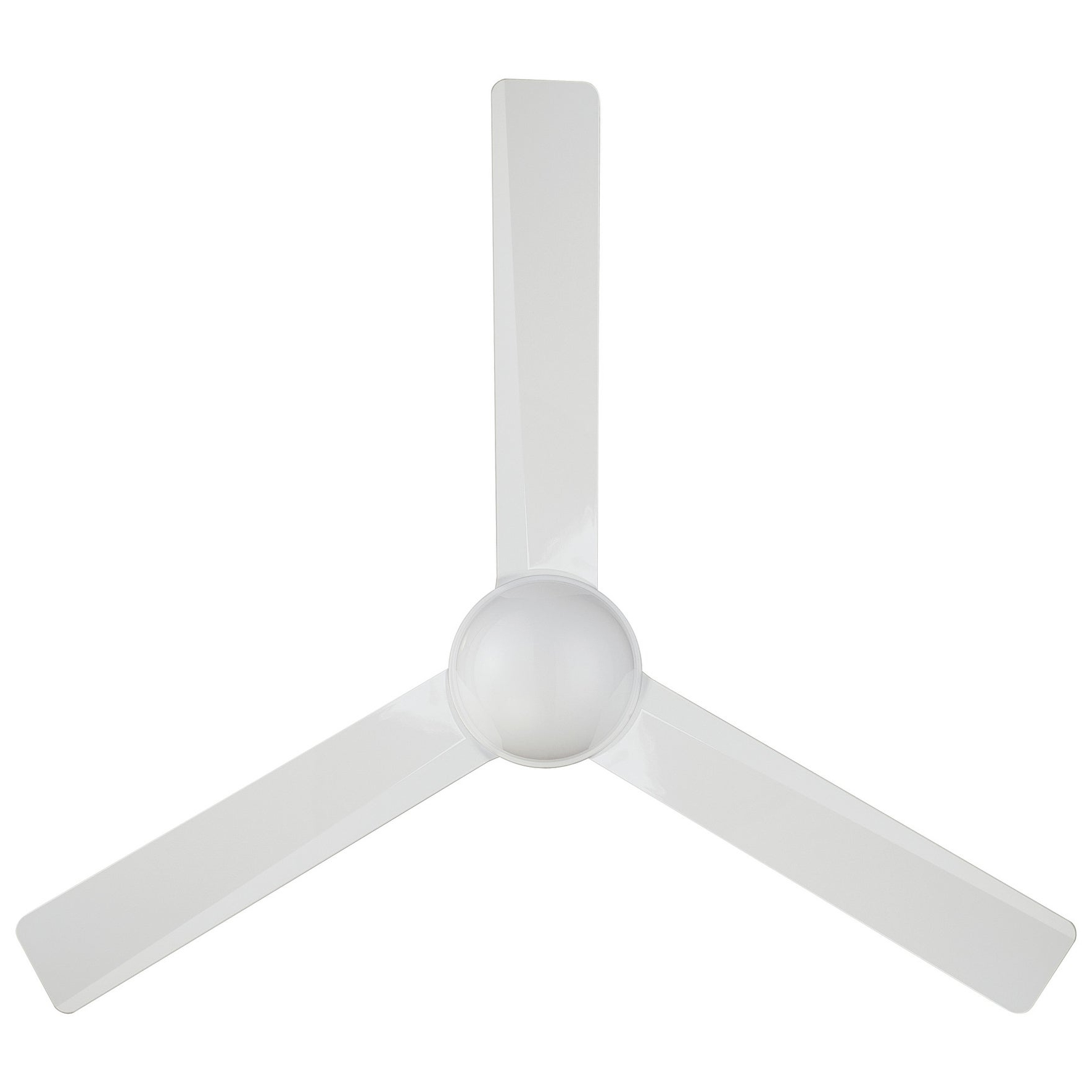 "Minkaaire Kewl 52"" 3 Blade Kewl Energy Star Indoor Ceiling Fan With Wall Control And Blades Included Within Most Up To Date Kewl 3 Blade Ceiling Fans (View 9 of 20)"