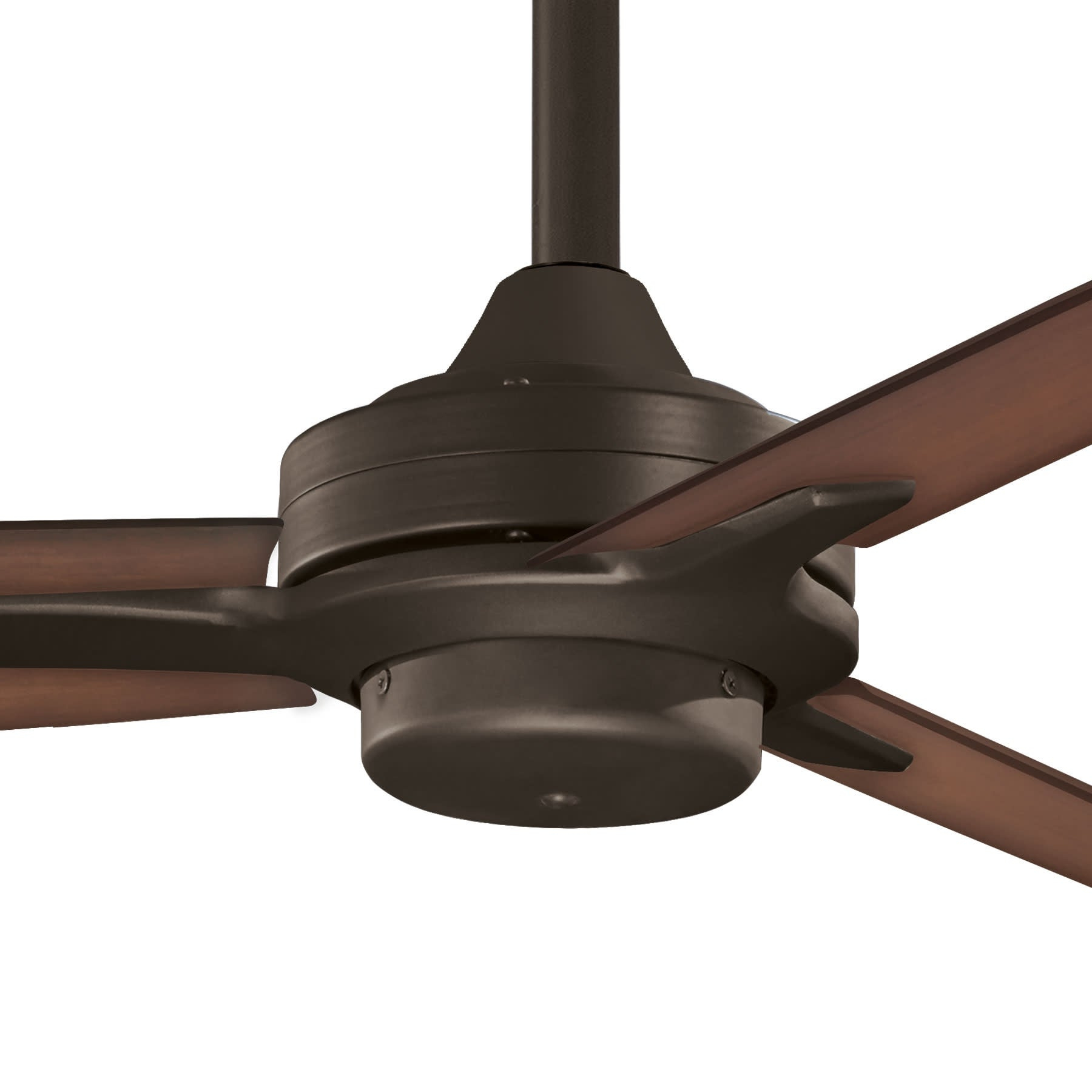 """Minkaaire Rudolph Rudolph 52"""" 3 Blade Indoor Ceiling Fan With Wall Control  Included With Best And Newest Rudolph 3 Blade Ceiling Fans (View 7 of 20)"""