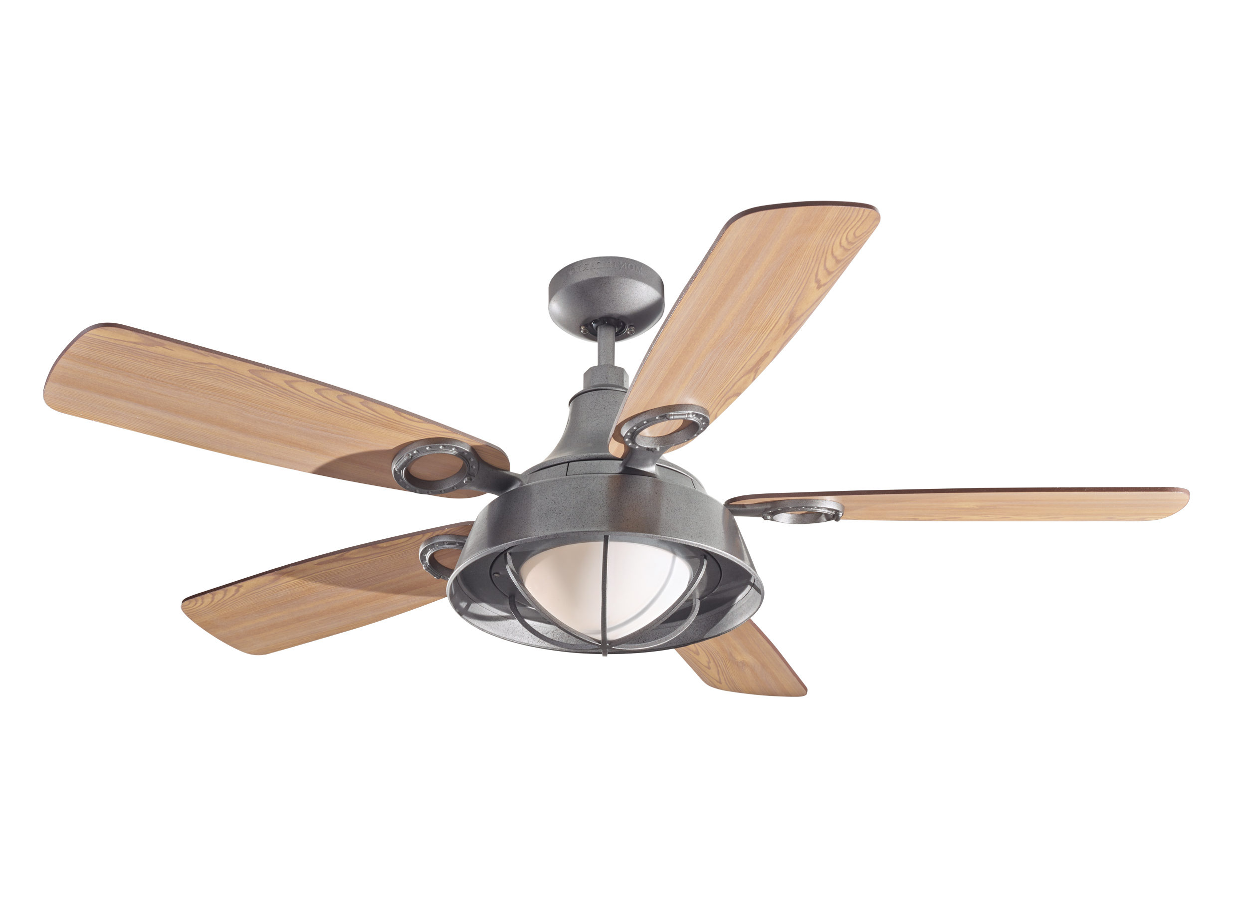 "Morton 3 Blade Ceiling Fans Inside Most Up To Date 5Mb52Ond,52"" Morton – Oil Can ,oil Can (View 2 of 20)"