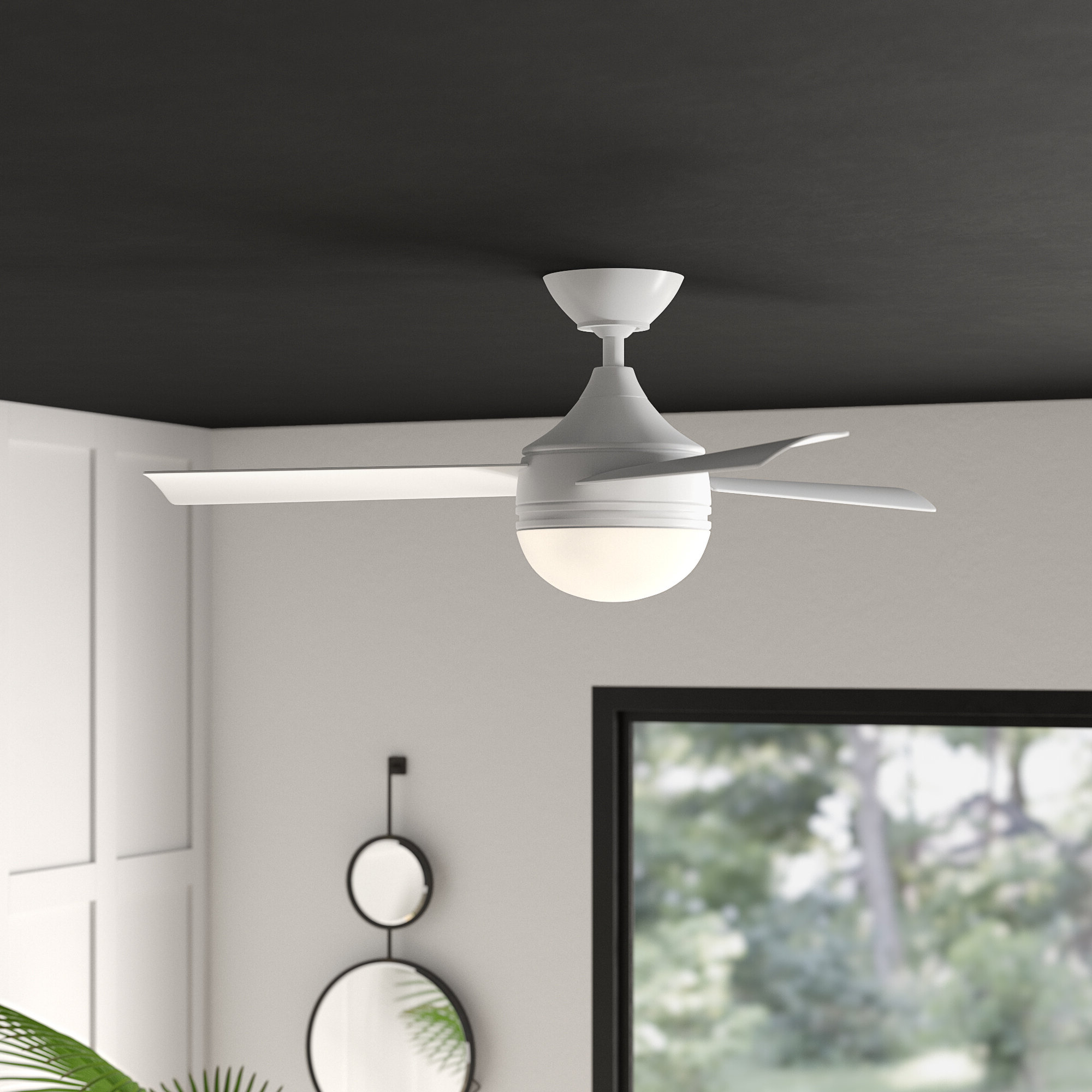 Featured Photo of Morton 3 Blade Ceiling Fans